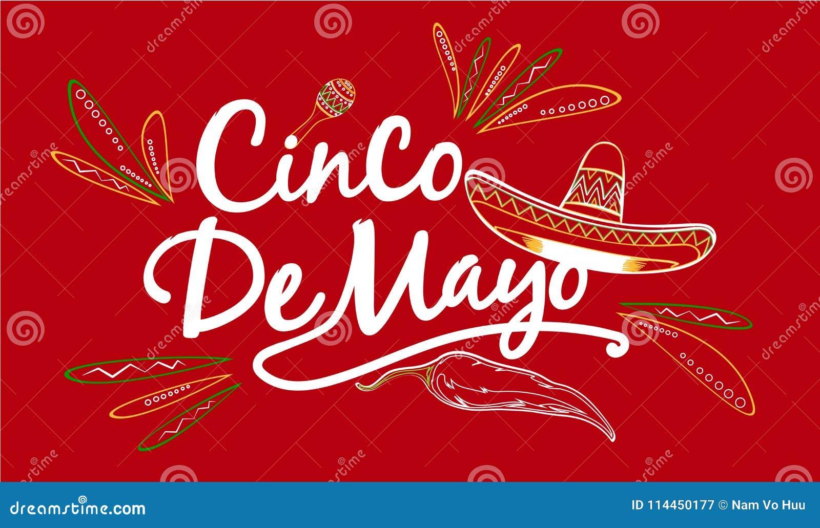 Σημάδι Cinco de Mayo
