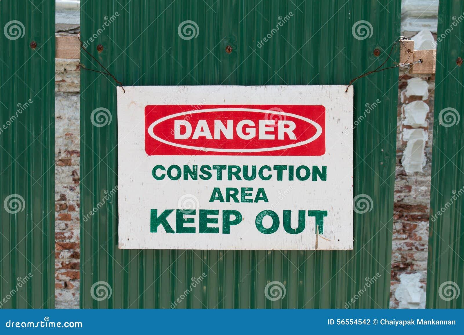 Download σημάδι κινδύνου στοκ εικόνες. εικόνα από κίνδυνος, αστικός - 56554542