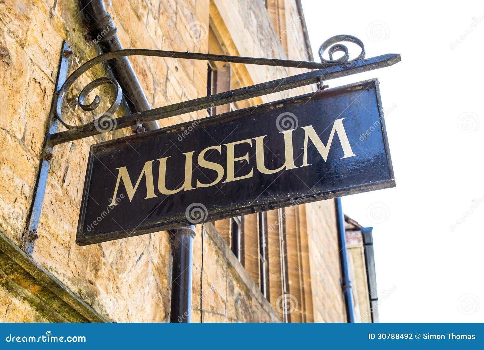 Σημάδι μουσείων