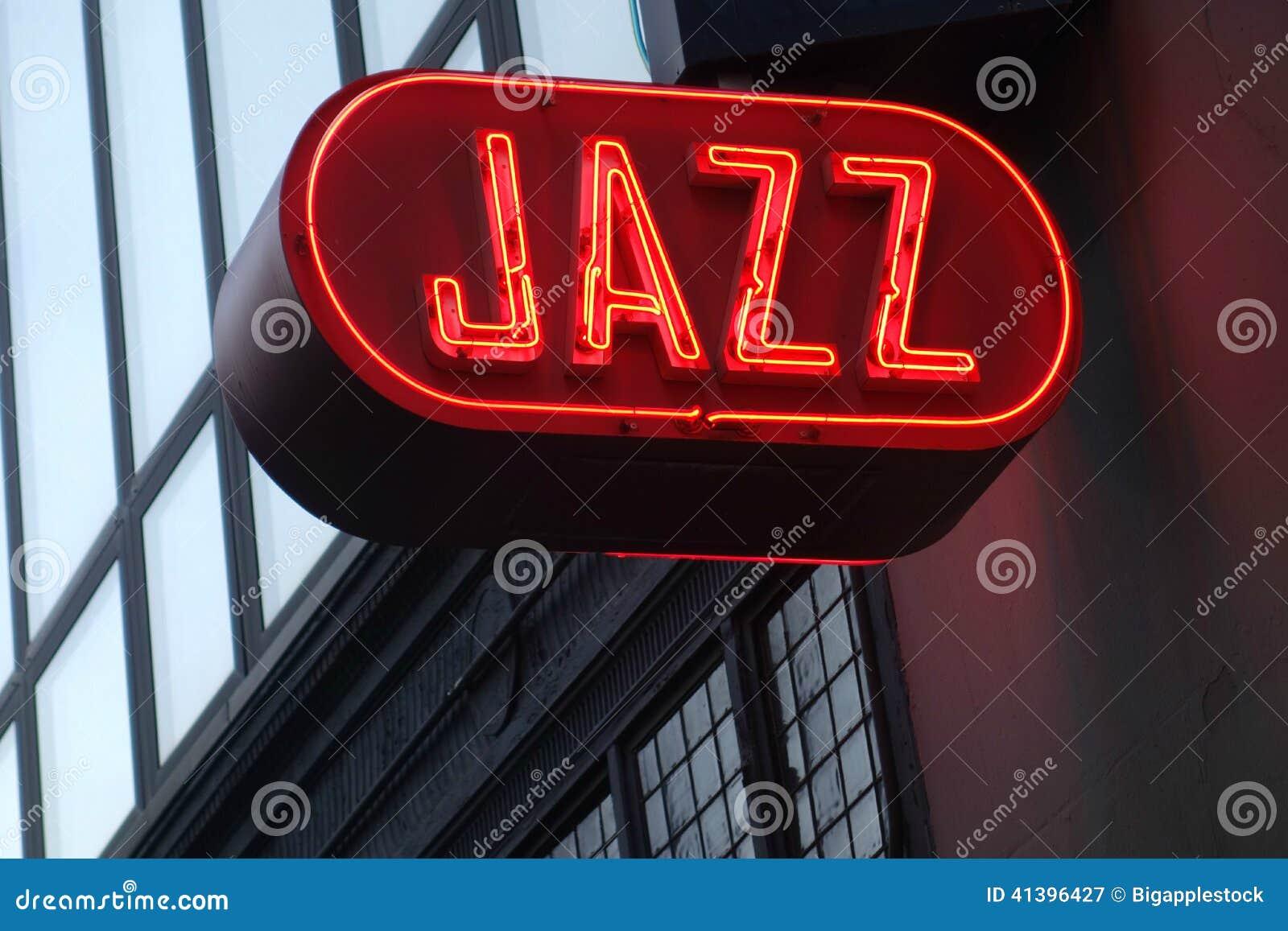 Σημάδι της Jazz