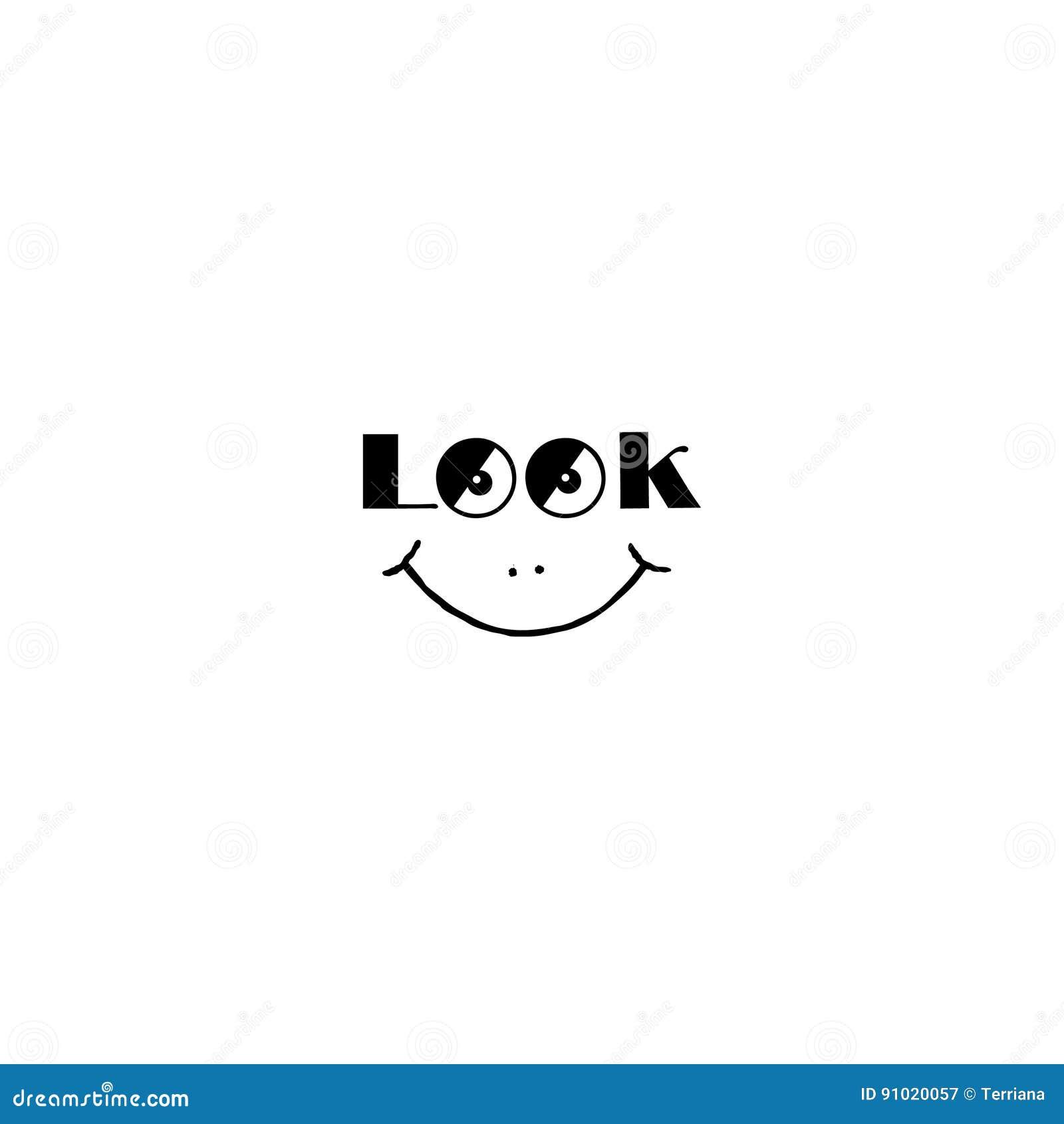 Σημάδι χαμόγελου Εξετάστε με smily σύμβολο Καλό εικονίδιο διάθεσης με το χαμόγελο