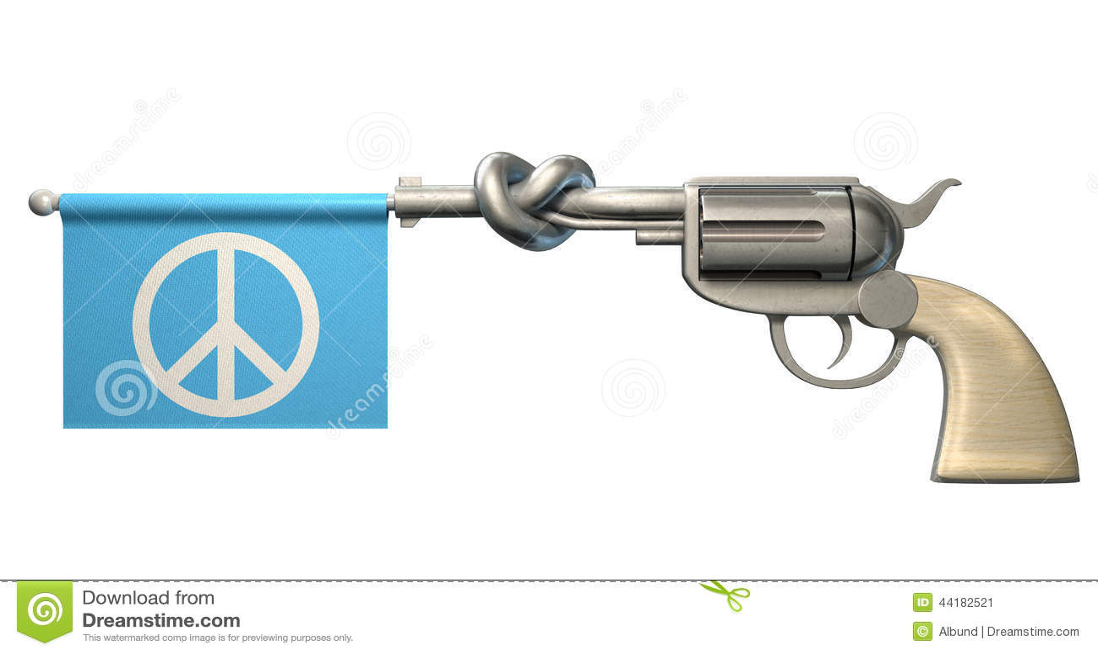Σημαία ειρήνης πιστολιών