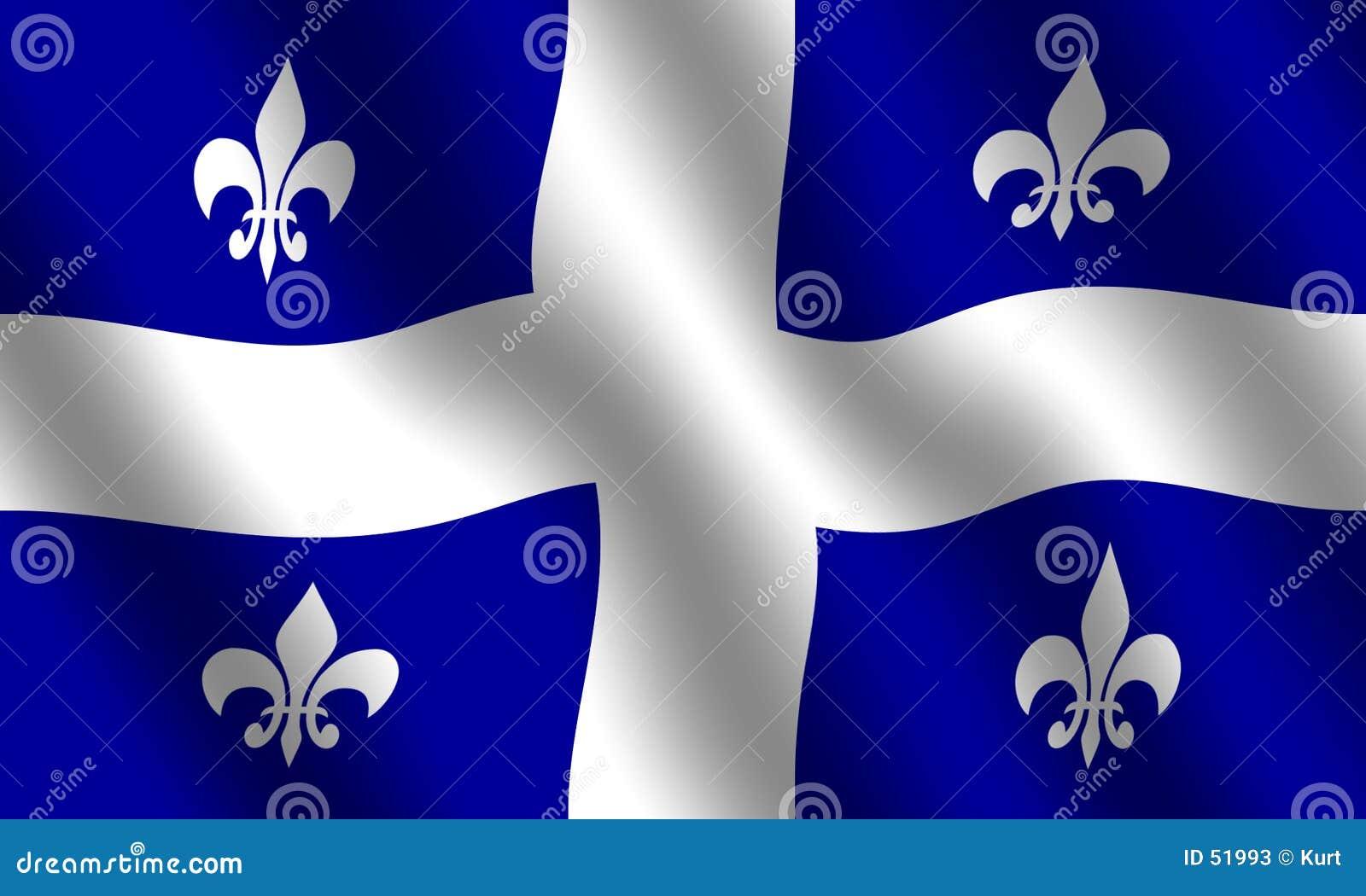 σημαία Κεμπέκ
