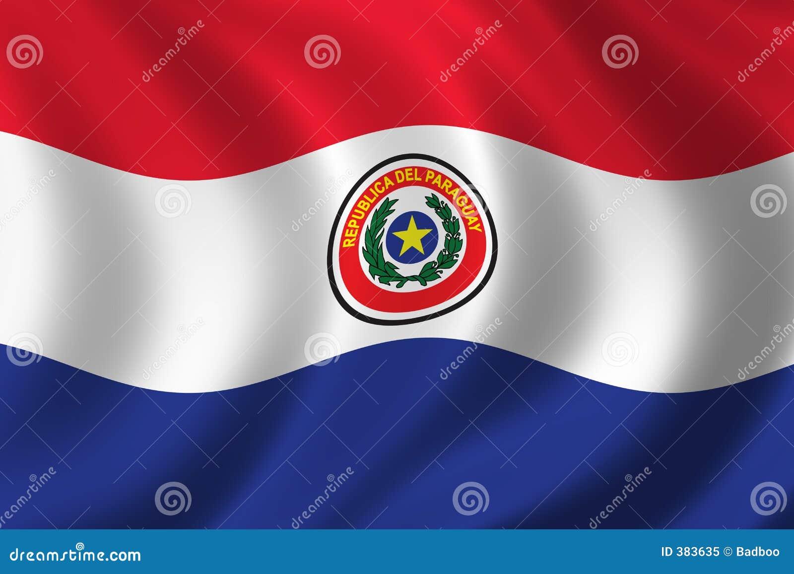 σημαία Παραγουάη