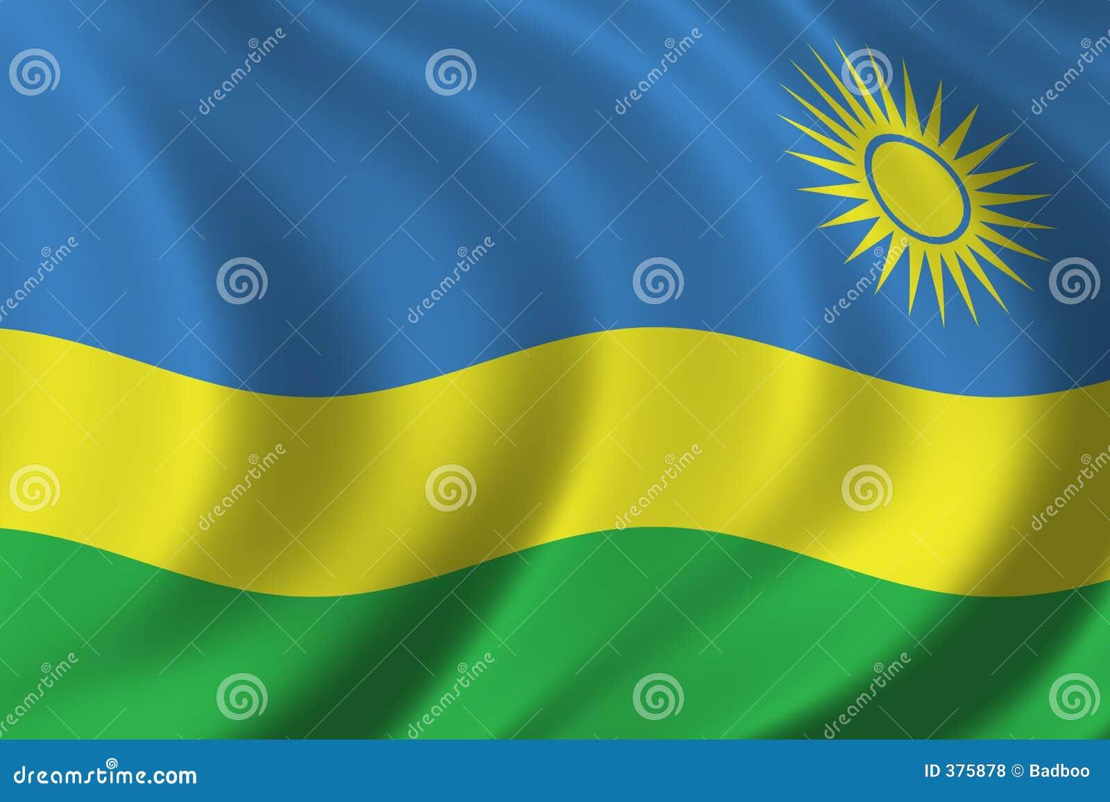 σημαία Ρουάντα