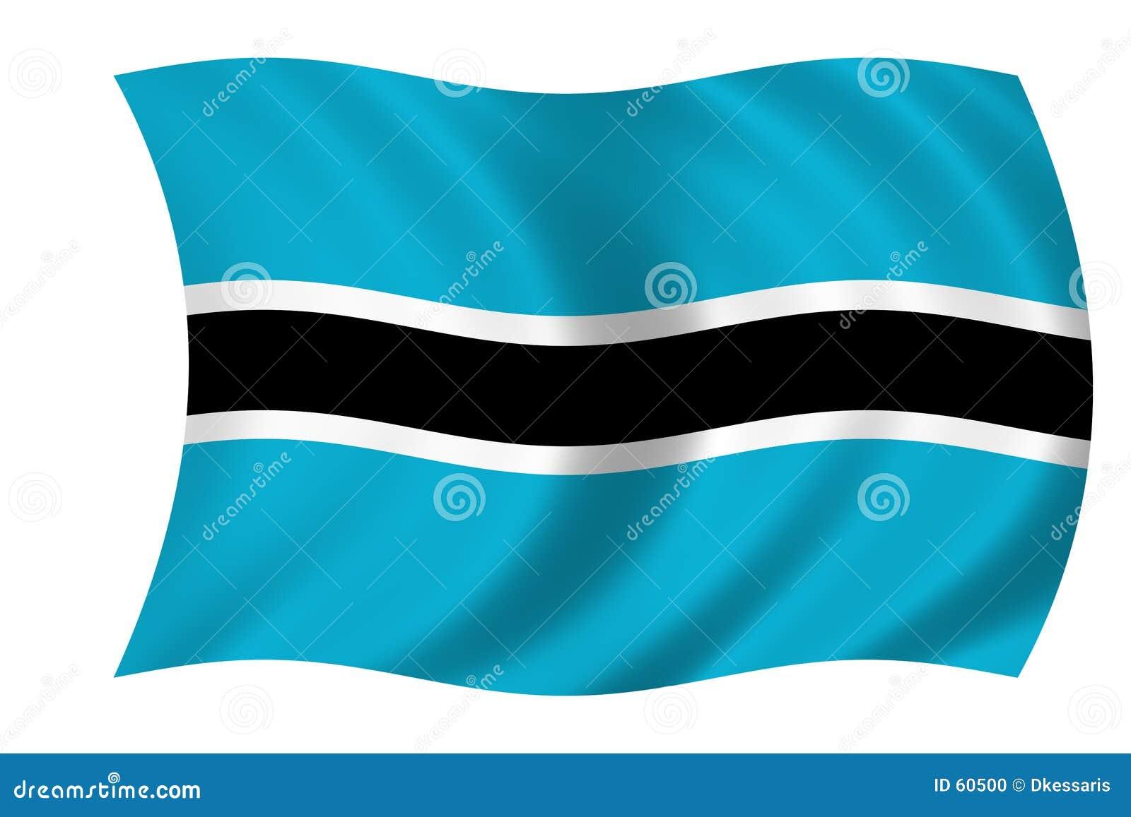 σημαία της Μποτσουάνα