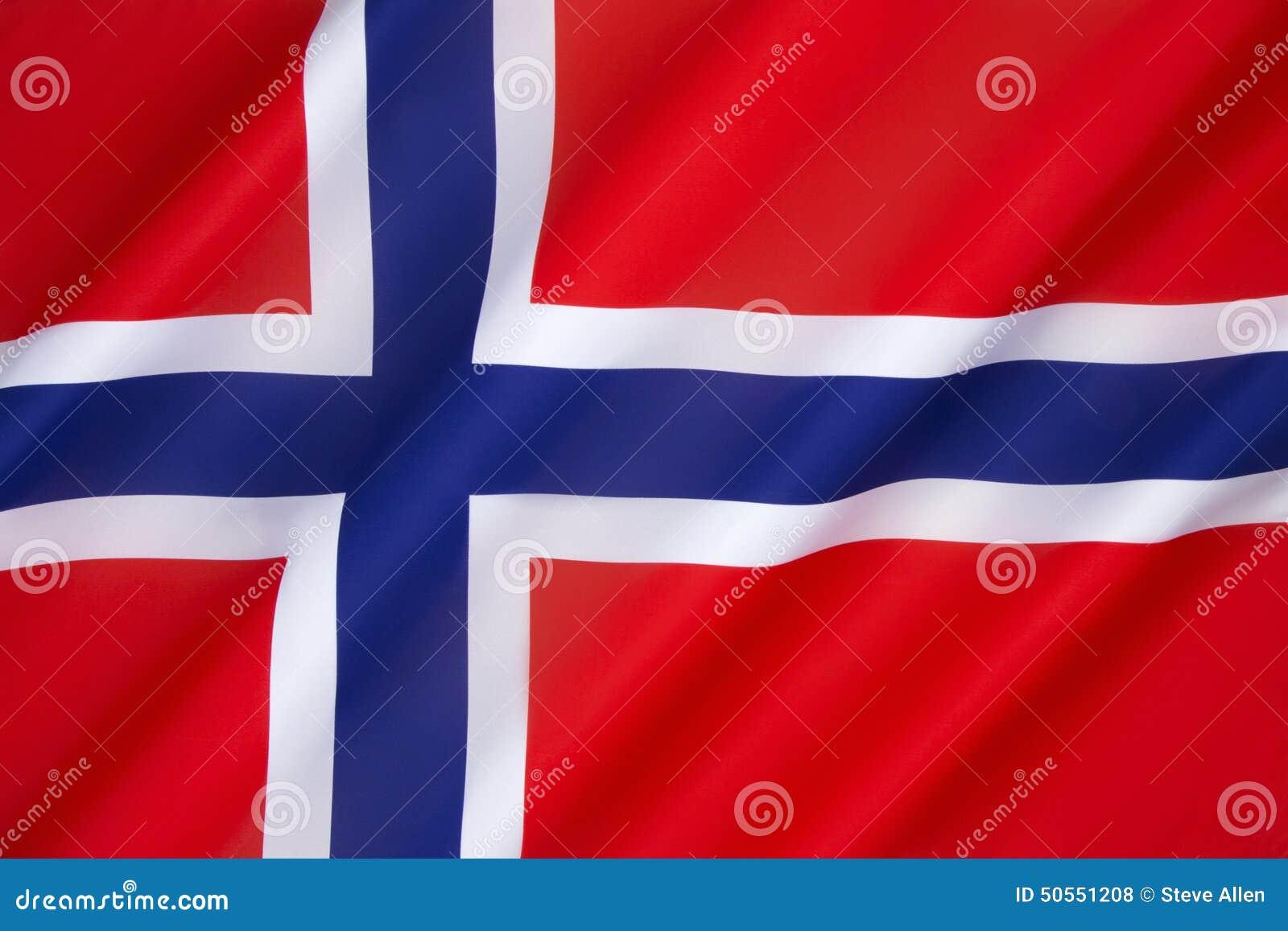 Σημαία της Νορβηγίας