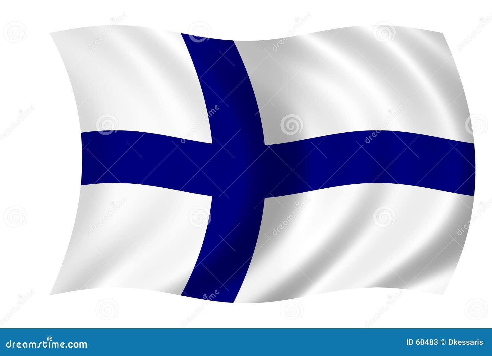 σημαία της Φινλανδίας