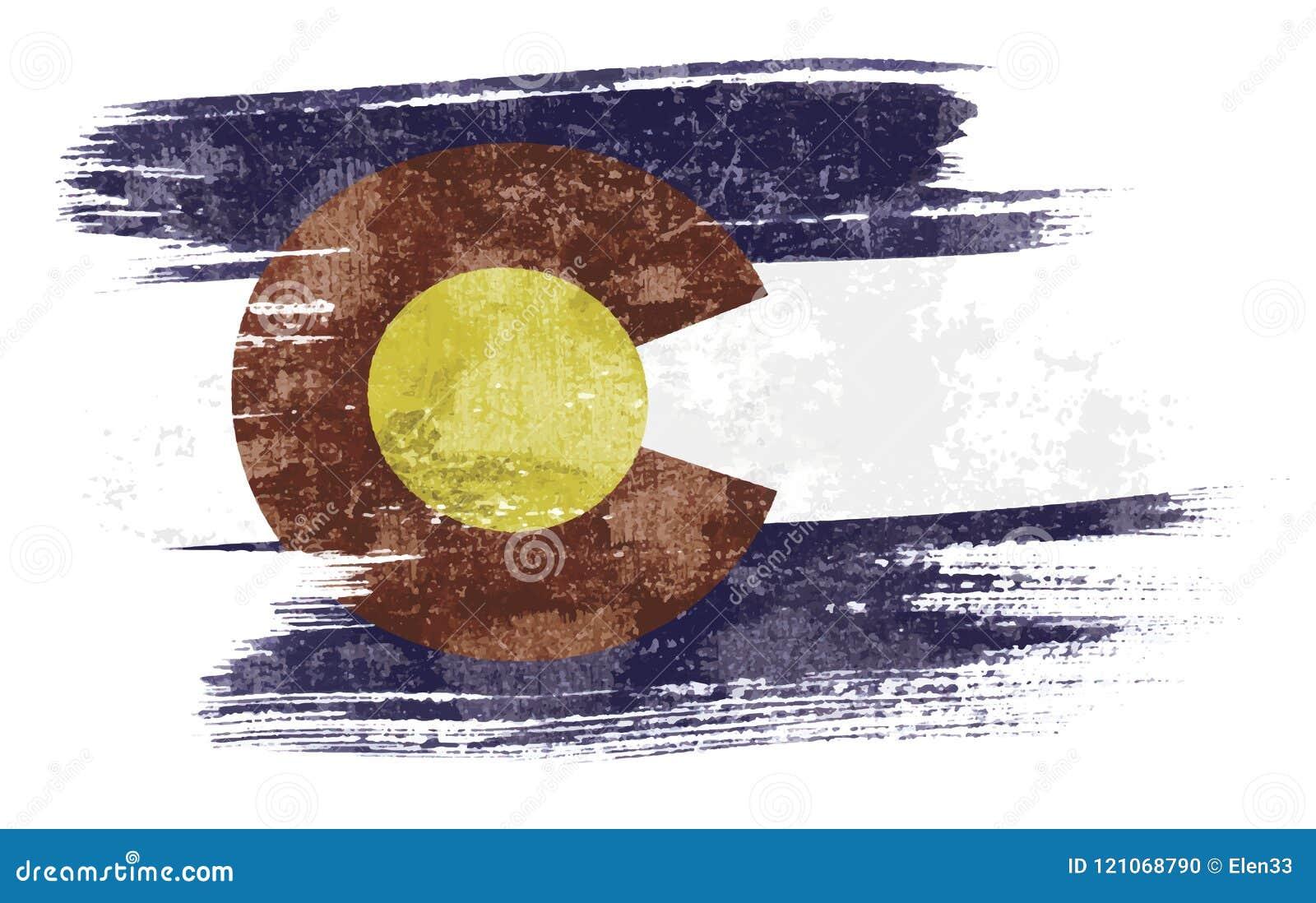 Σημαία του Κολοράντο