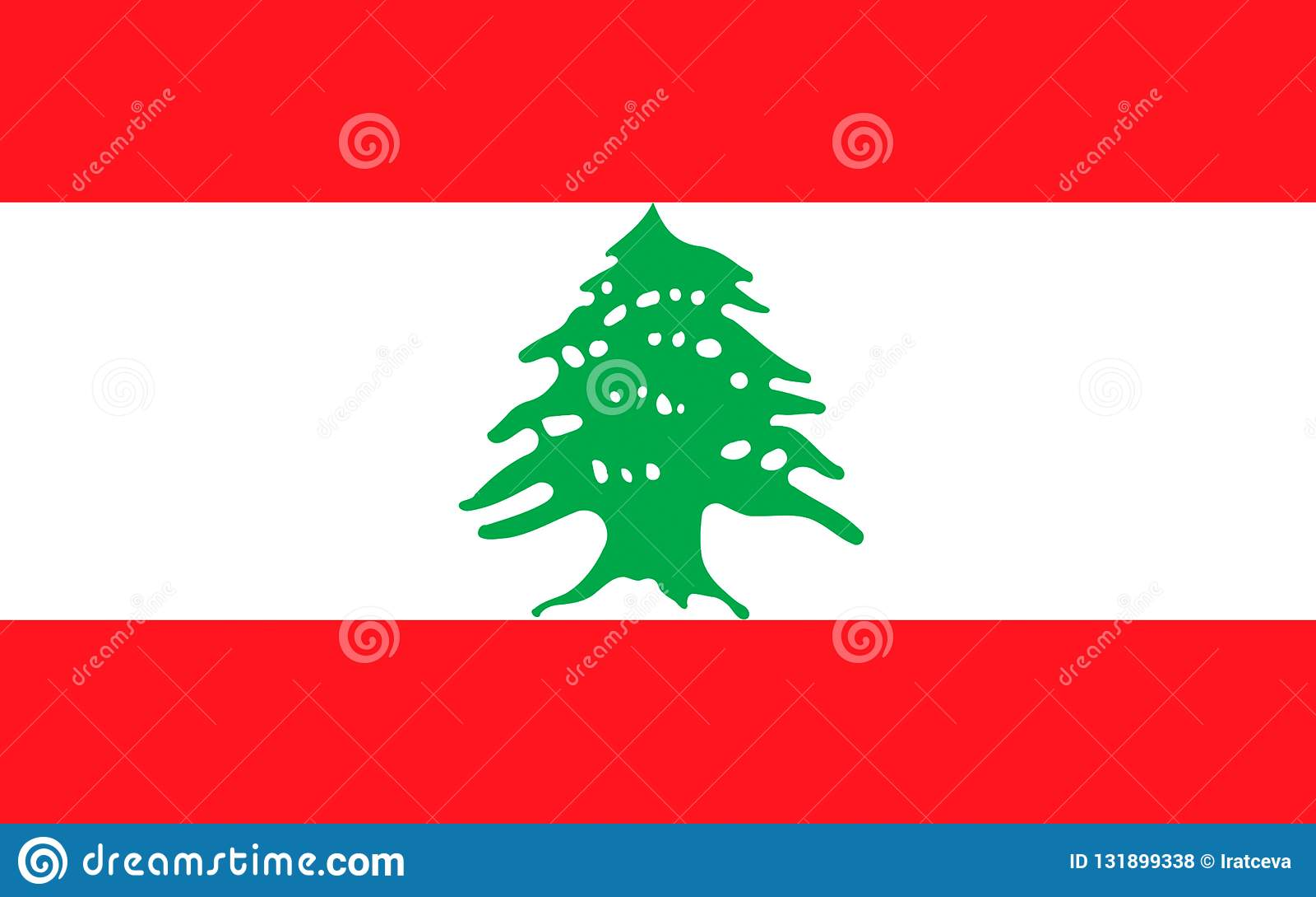 Σημαία του Λιβάνου