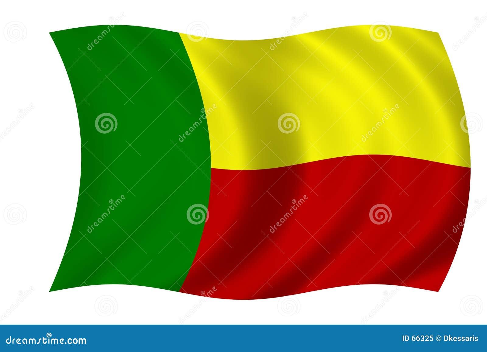 σημαία του Μπενίν