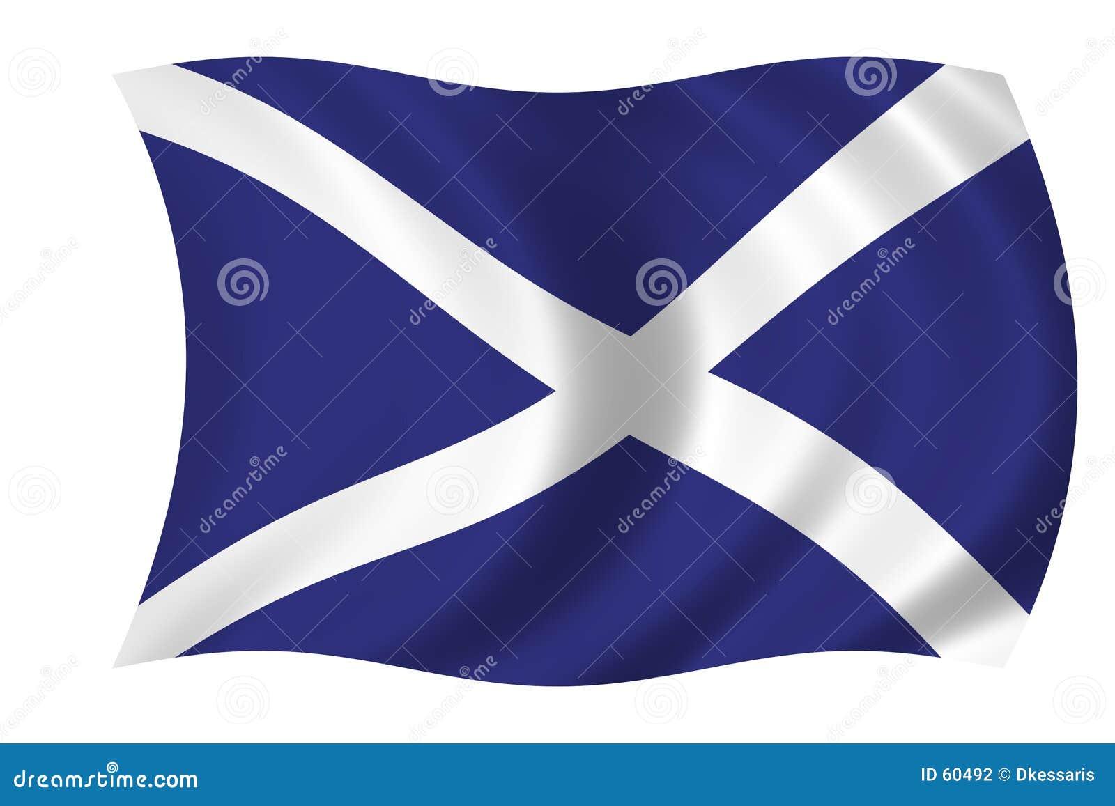 σημαία scotish