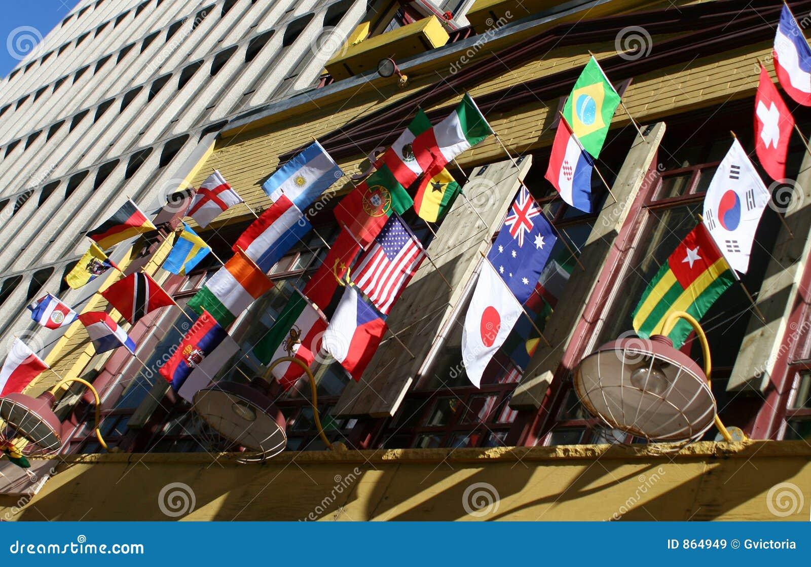 σημαίες διεθνείς