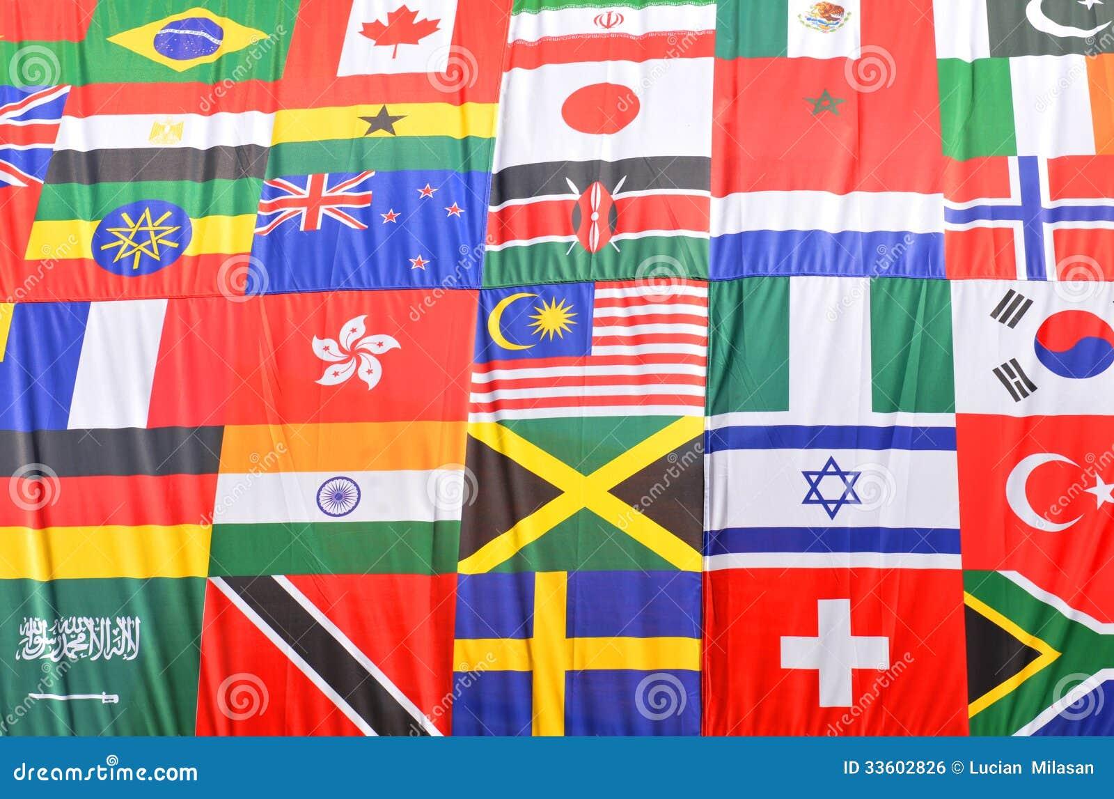 Σημαίες του κόσμου