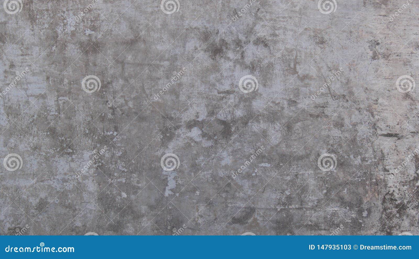 Σημαδεμένη σύσταση ταπετσαριών υποβάθρου τσιμέντου συγκεκριμένη