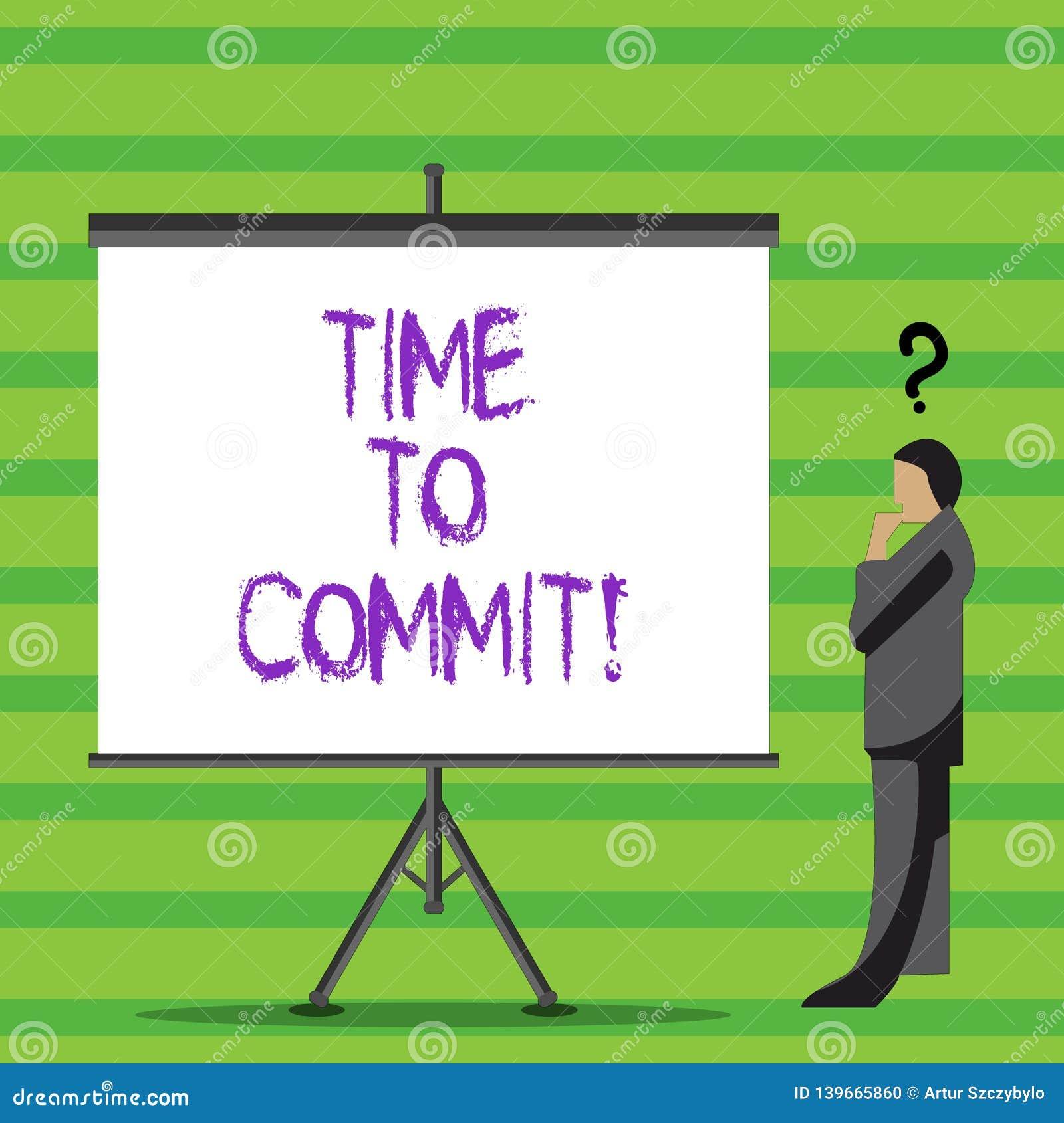 Σημείωση γραψίματος που παρουσιάζει χρόνο να δεσμεύσει Δέσμευση ή υποχρέωση επίδειξης επιχειρησιακών φωτογραφιών που περιορίζουν