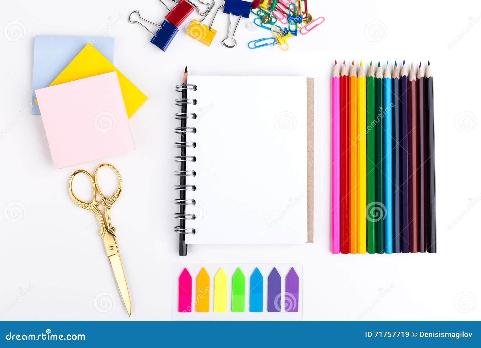 Σημειωματάριο και χαρτικά