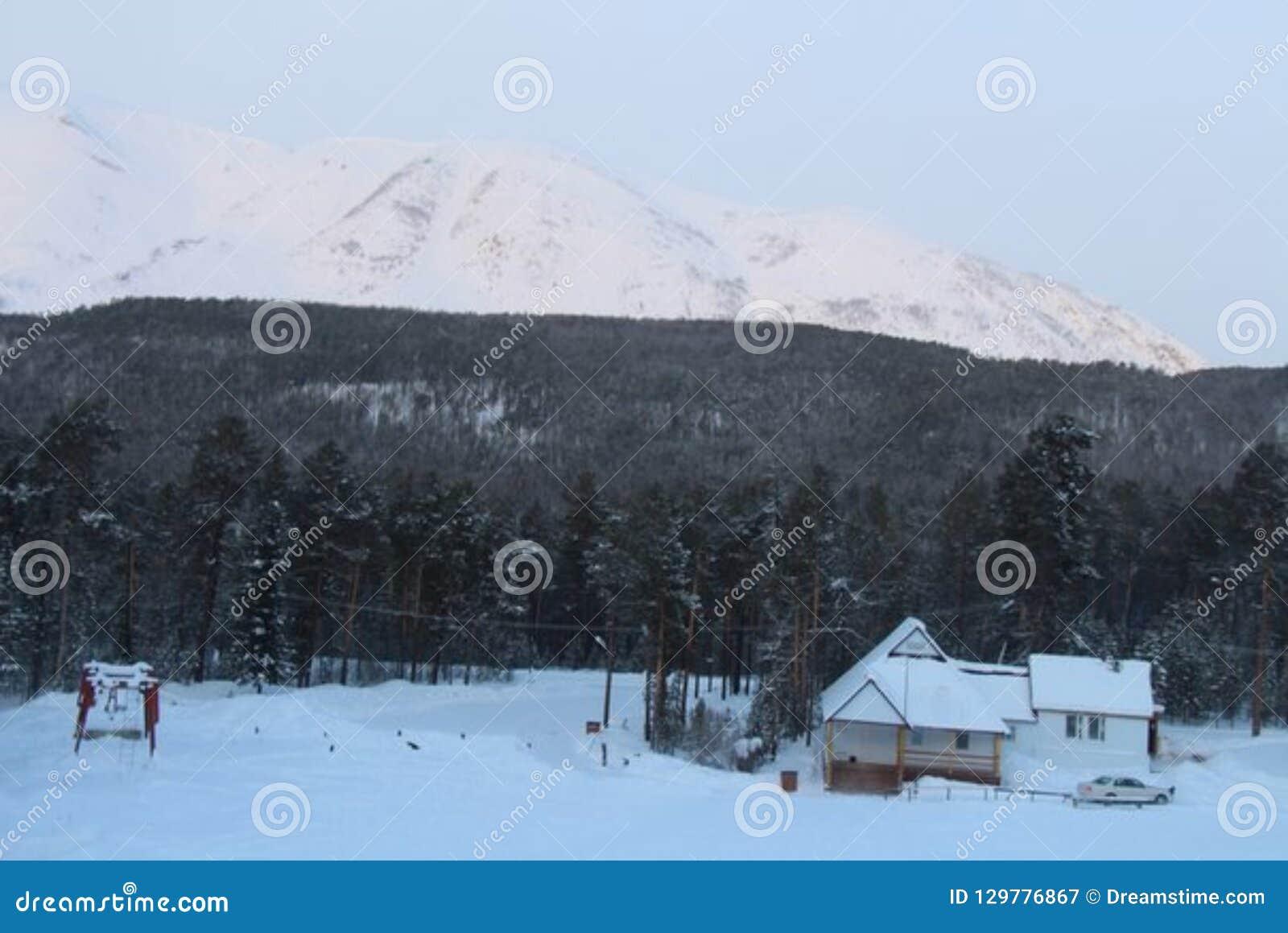 Σιβηρία, σκι