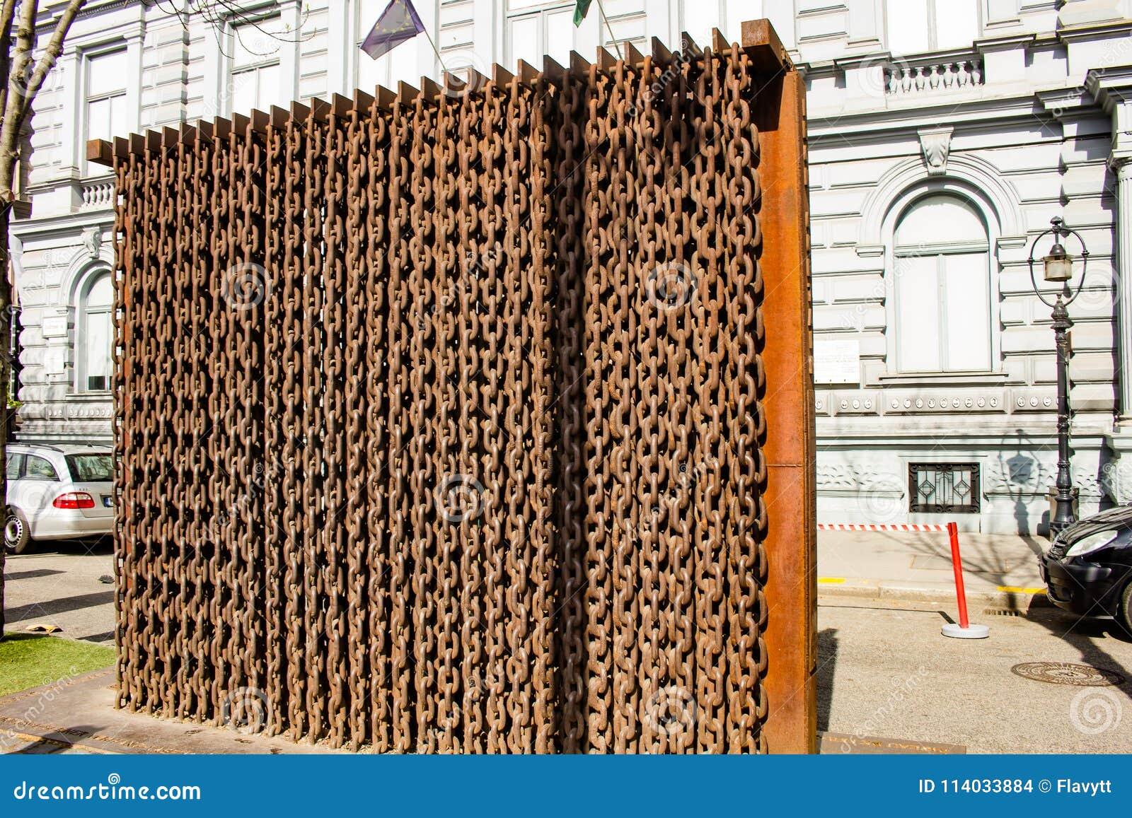Σιδερένια αυλαία Memoria, Βουδαπέστη, Ουγγαρία