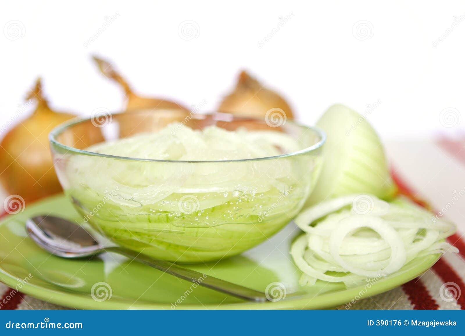 σιρόπι κρεμμυδιών