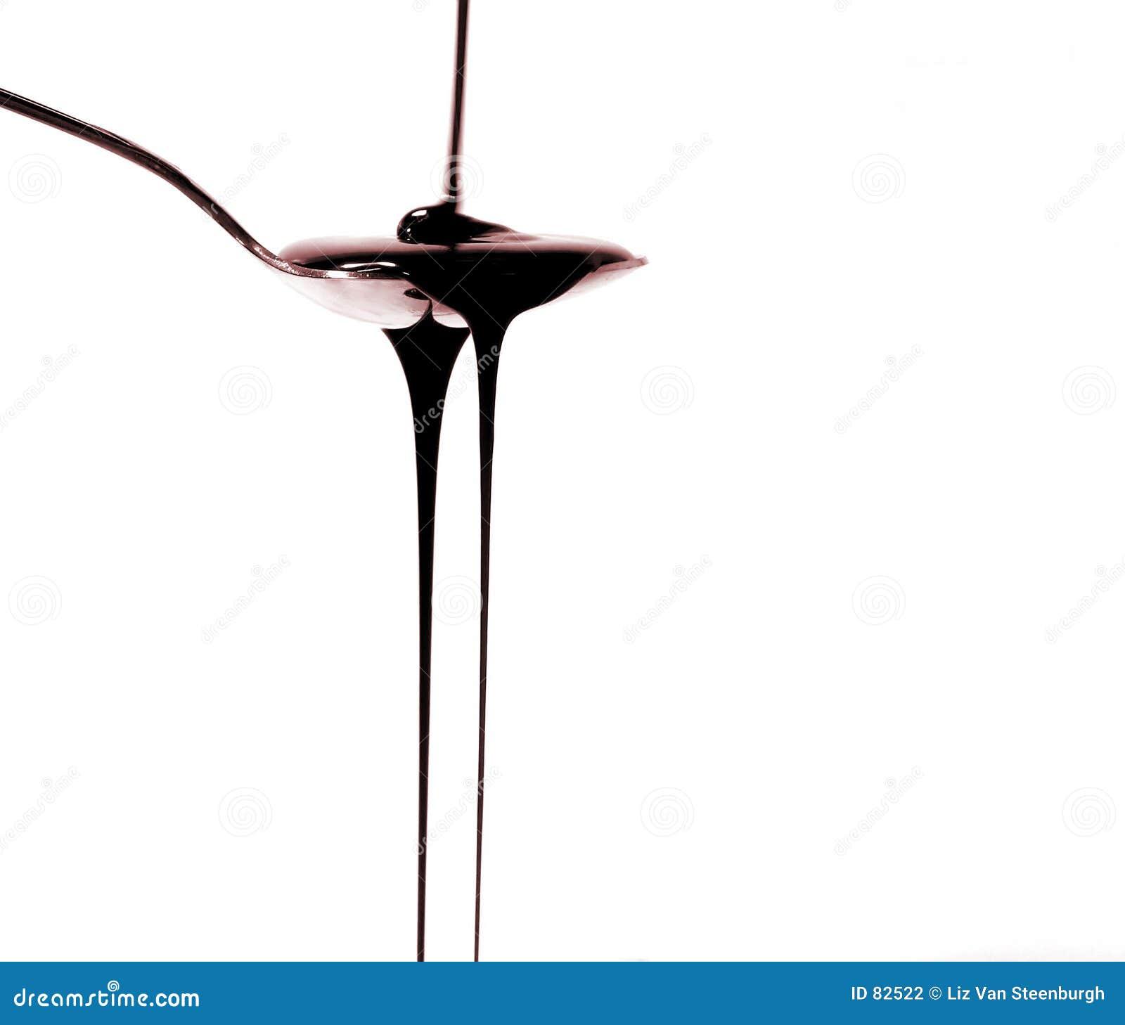 σιρόπι σοκολάτας