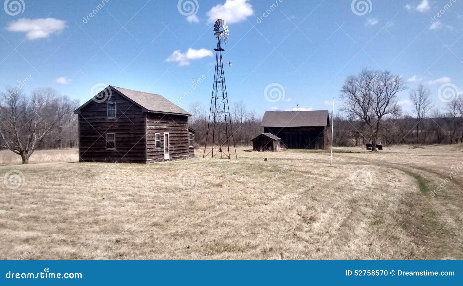Σιταποθήκη του Μίτσιγκαν Backroads