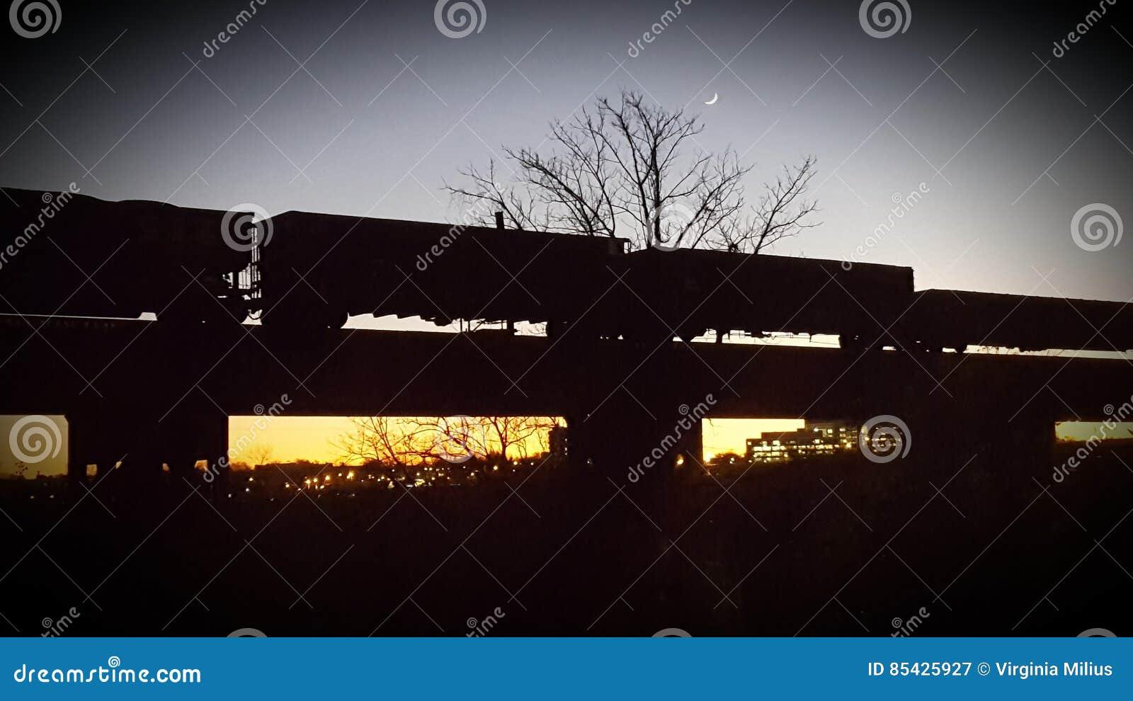 Σιδηρόδρομος ηλιοβασιλέματος