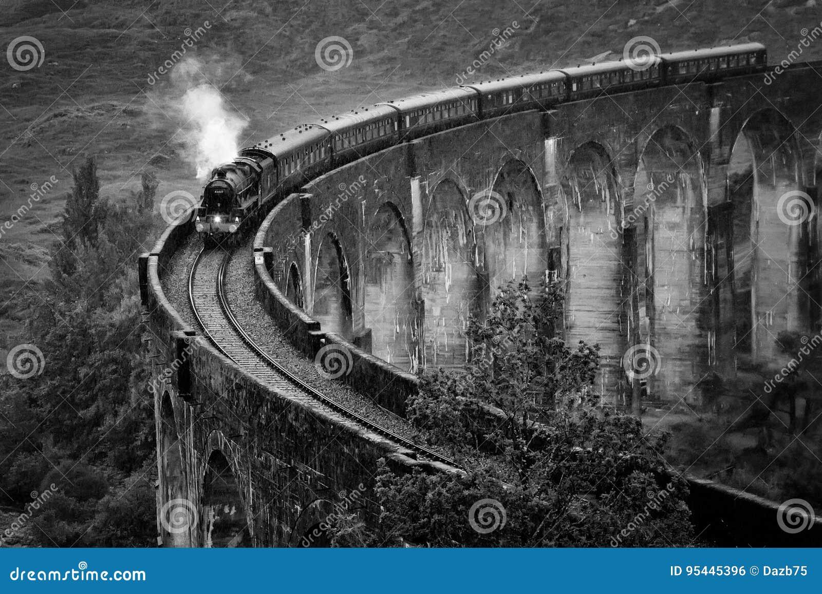 Σιδηρόδρομος οδογεφυρών Glenfinnan