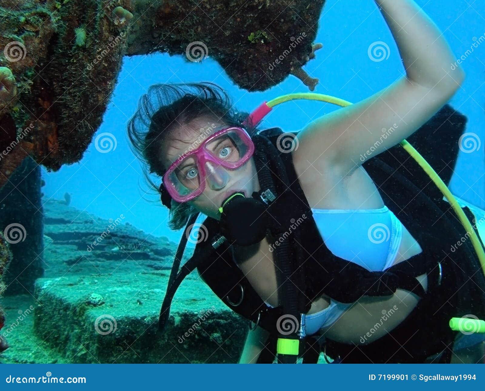 σκάφανδρο δυτών υποβρύχιο