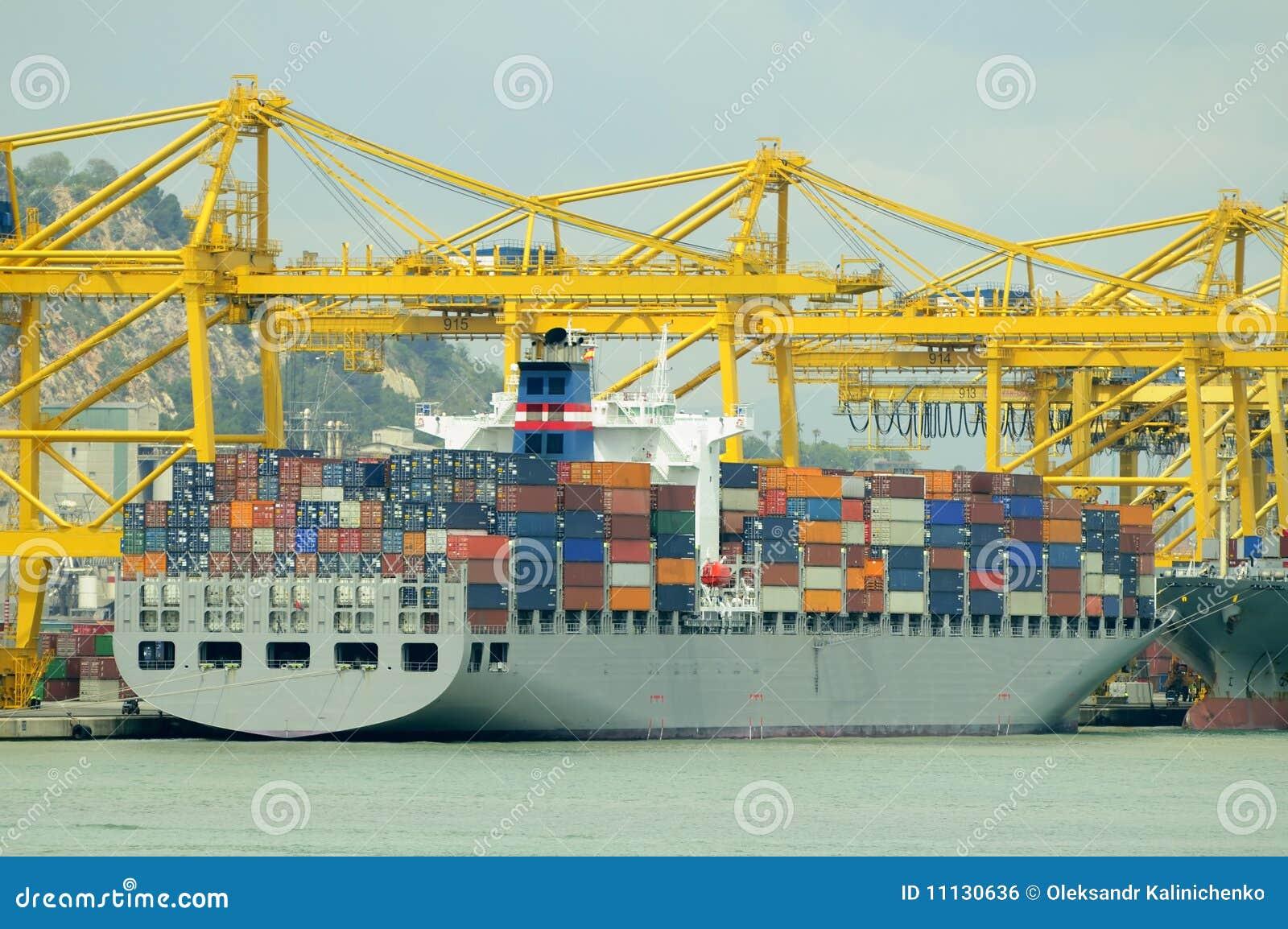 σκάφος εμπορευματοκιβ