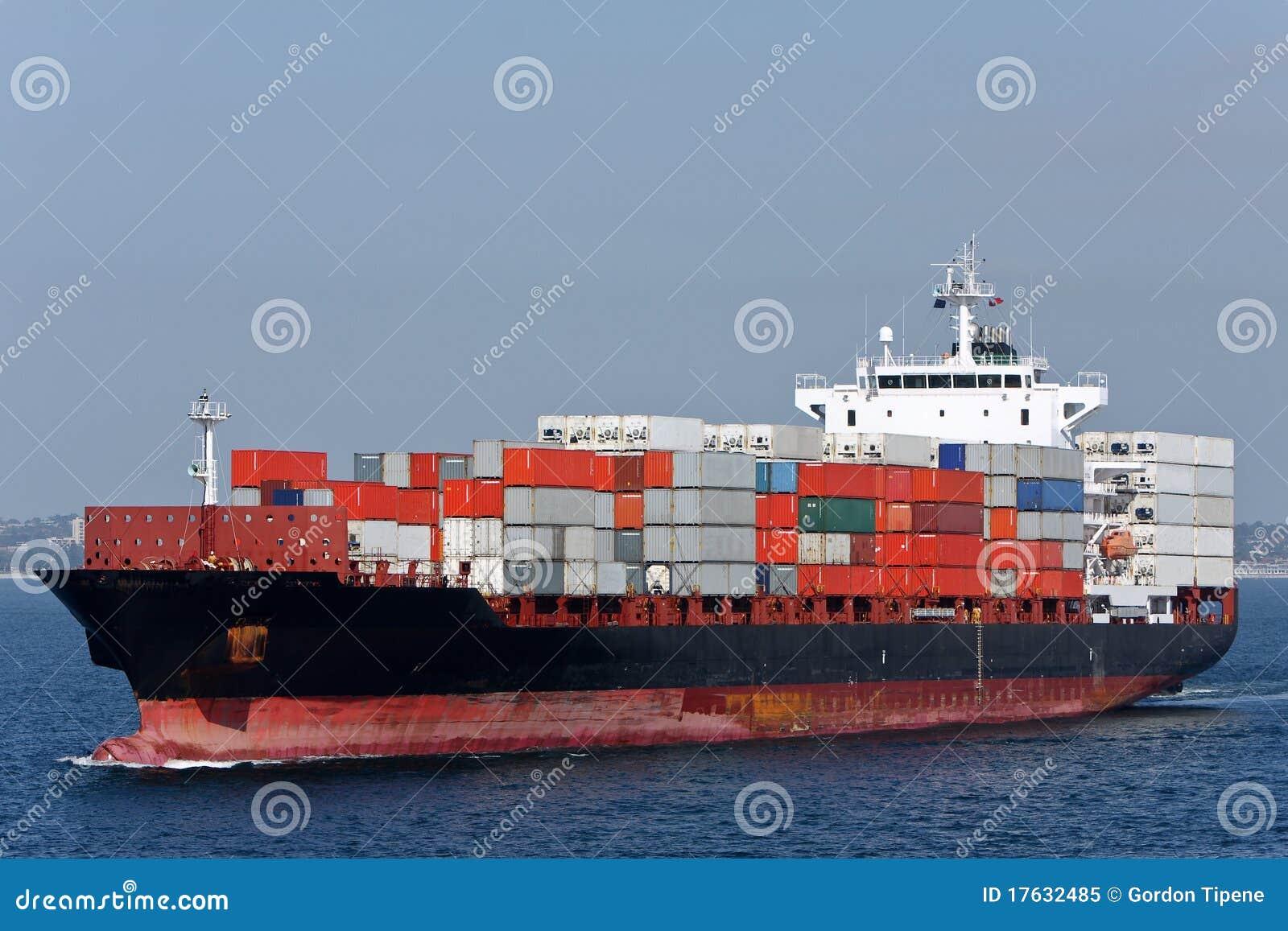 σκάφος θάλασσας εμπορ&epsilo