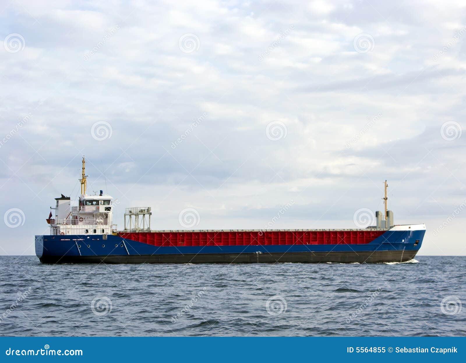 σκάφος θάλασσας φορτίου