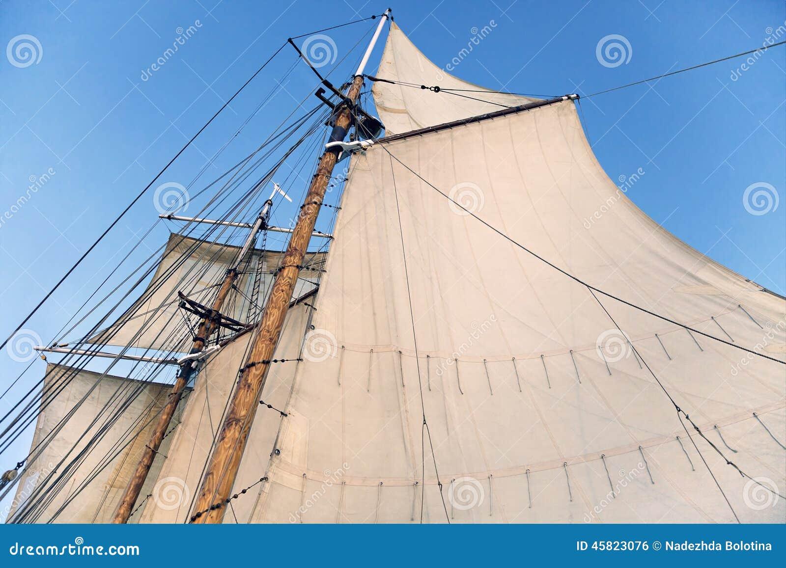 σκάφος ιστών ψηλό