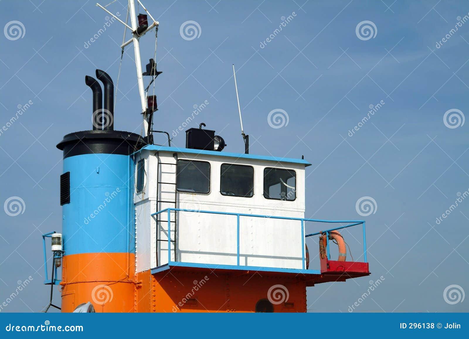 σκάφος λεπτομέρειας