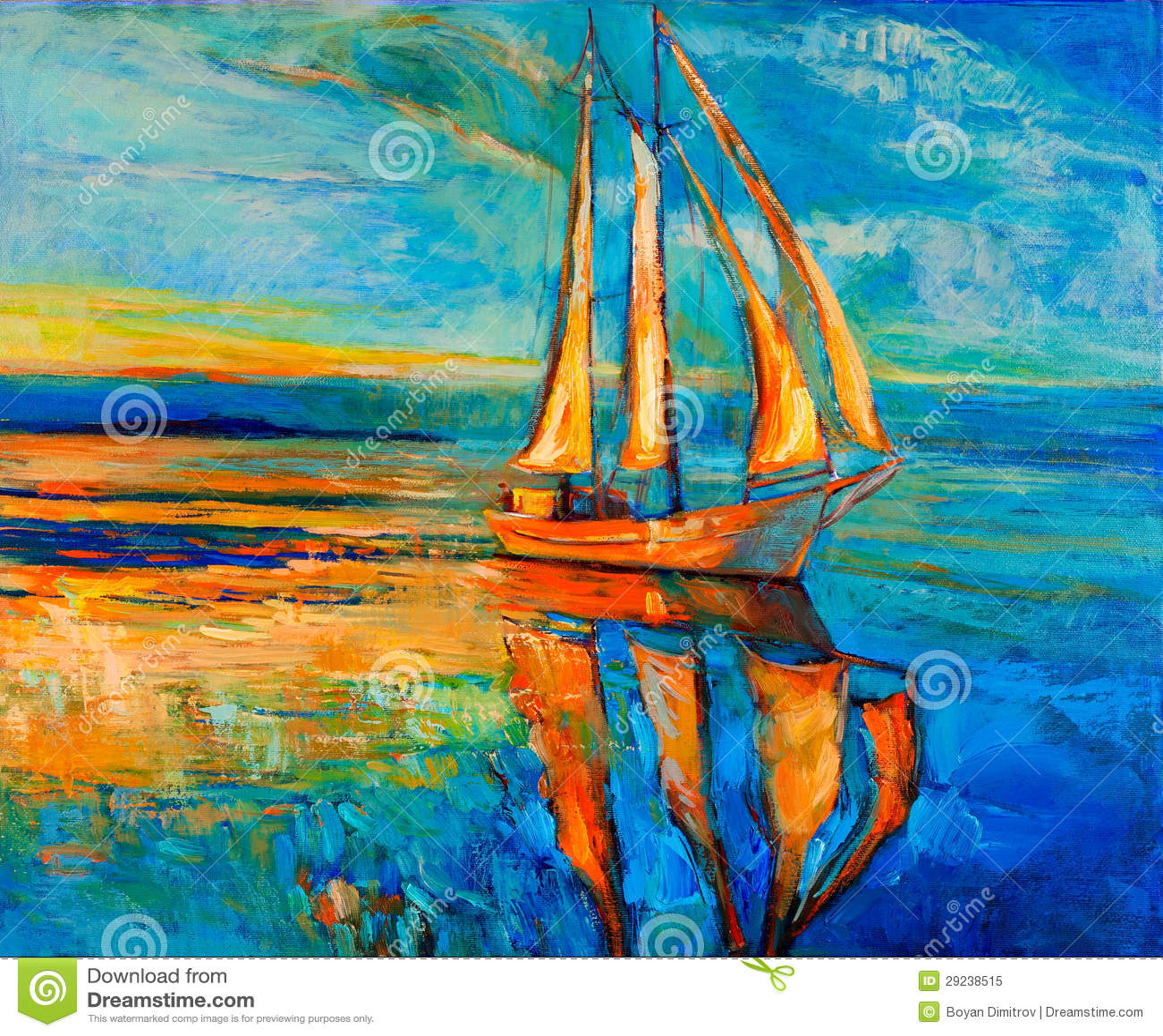 Σκάφος πανιών
