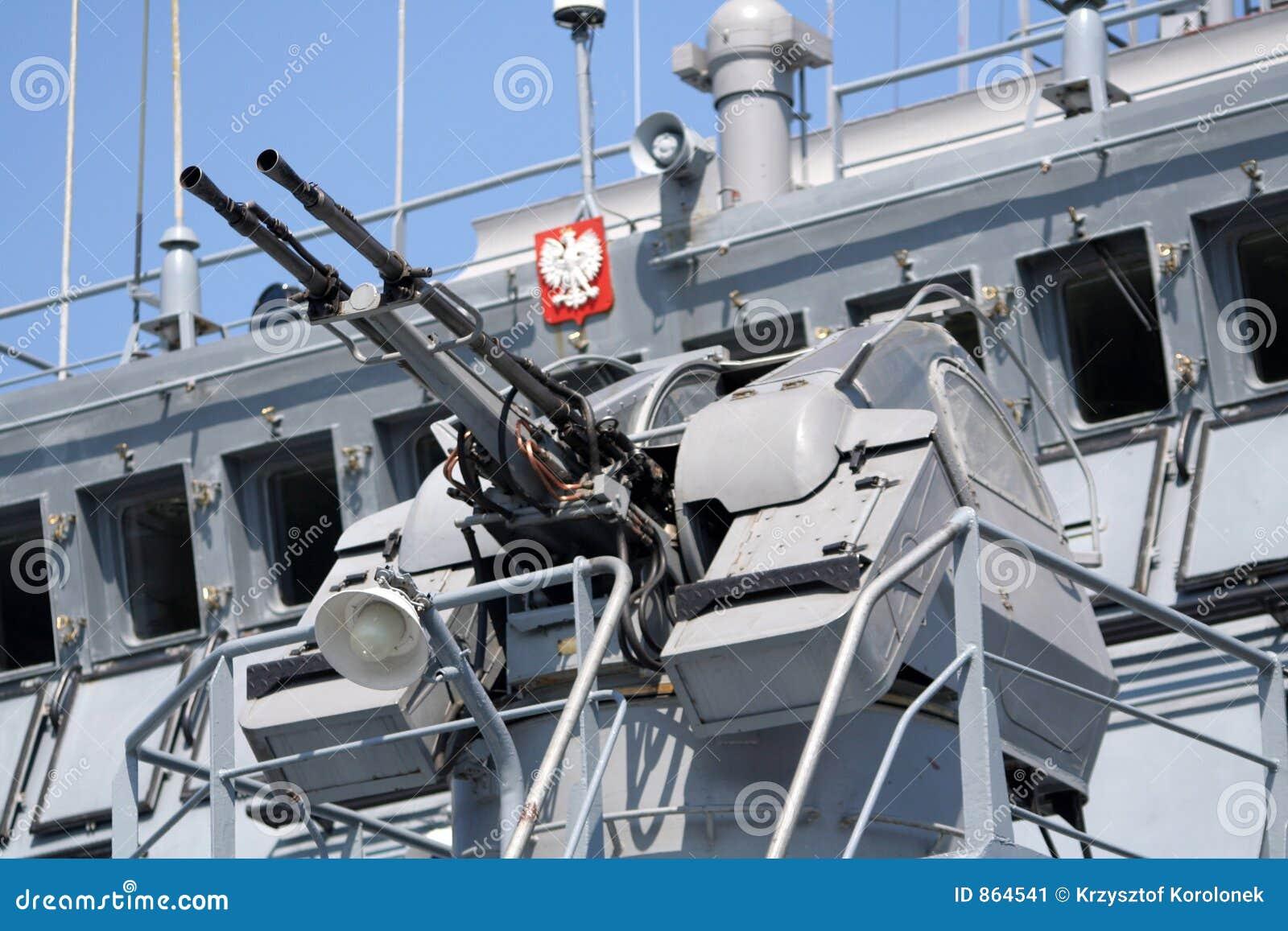 σκάφος στιλβωτικής ουσίας ναυτικών