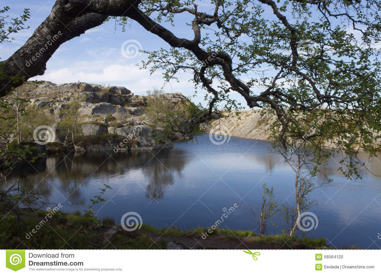 Download Σκανδιναβική φύση στοκ εικόνες. εικόνα από north, νορβηγία - 56564120