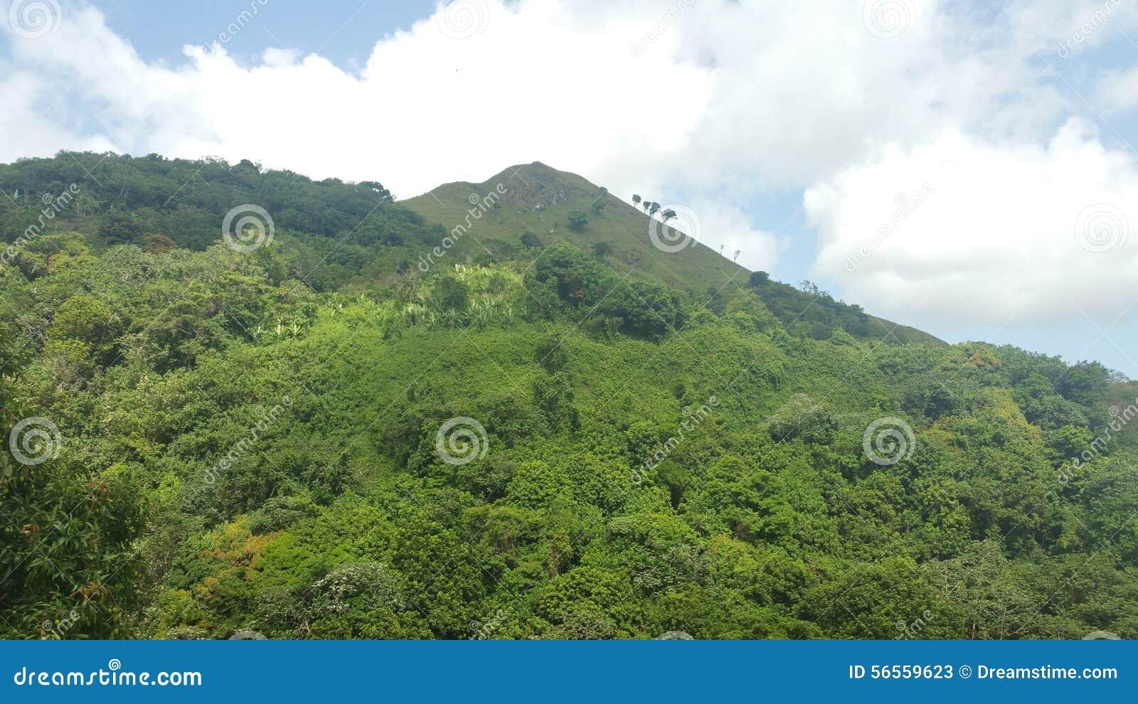 Σκηνή βουνών