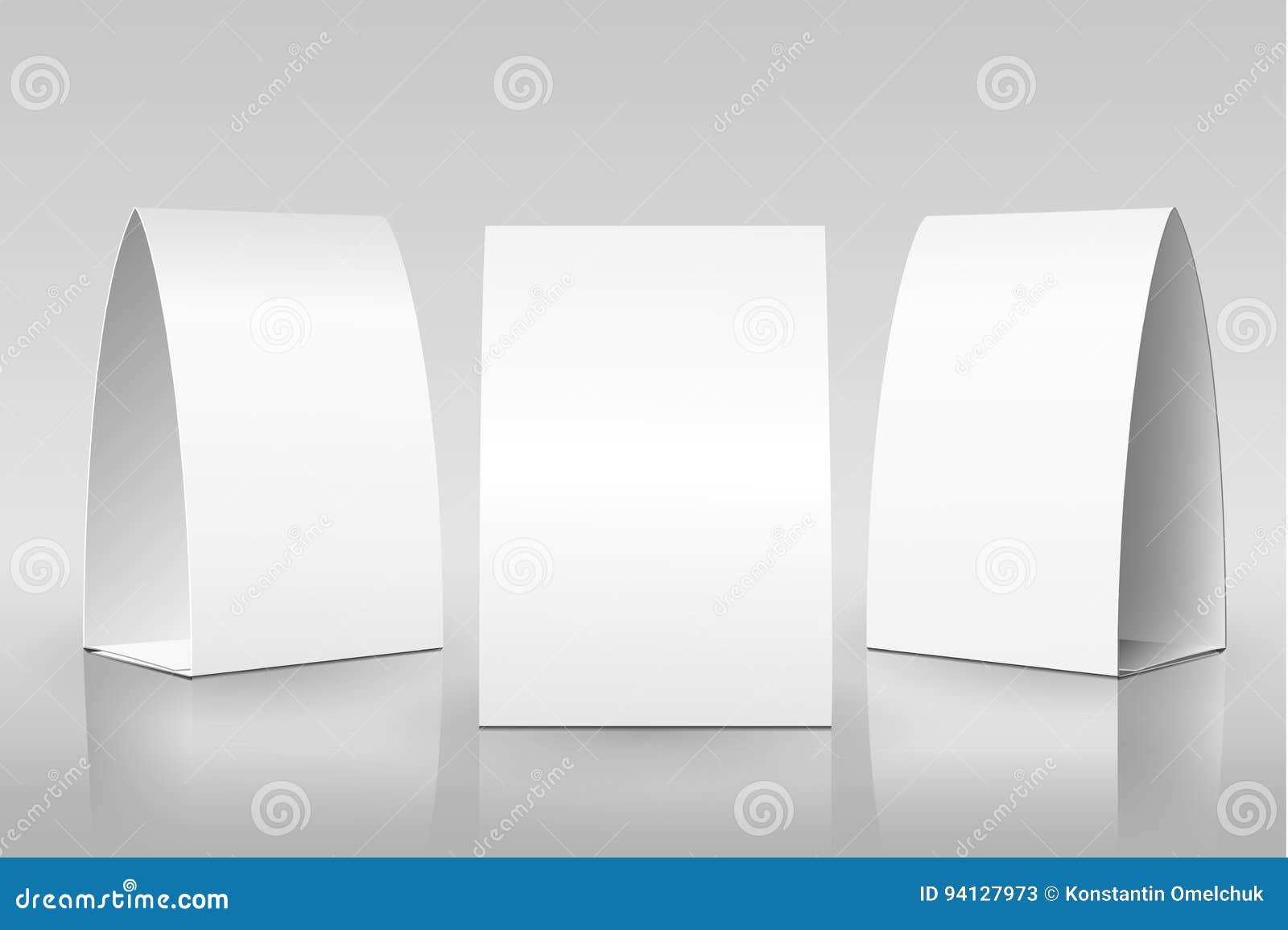 Σκηνή κενών πινάκων που απομονώνεται στο γκρίζο υπόβαθρο Κάθετες κάρτες εγγράφου στο άσπρο υπόβαθρο με τις αντανακλάσεις