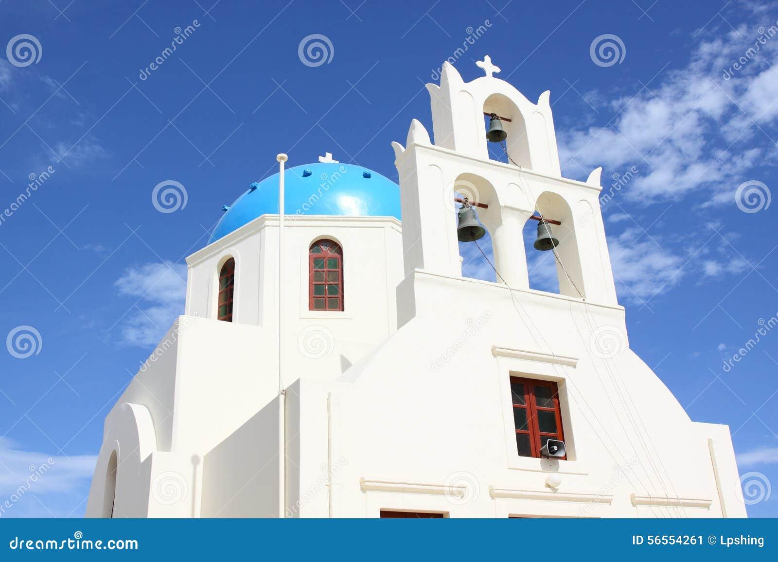 Download Σκηνή σε Santorini στην Ελλάδα Στοκ Εικόνα - εικόνα από ελλάδα, σκηνή: 56554261