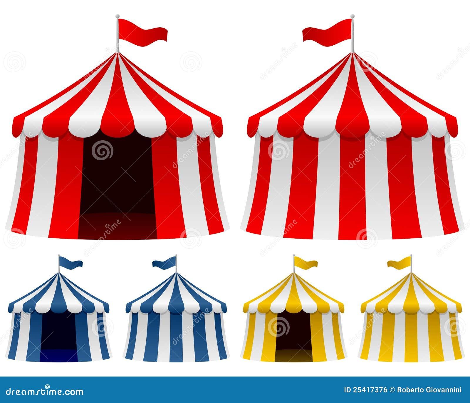 σκηνή συλλογής τσίρκων