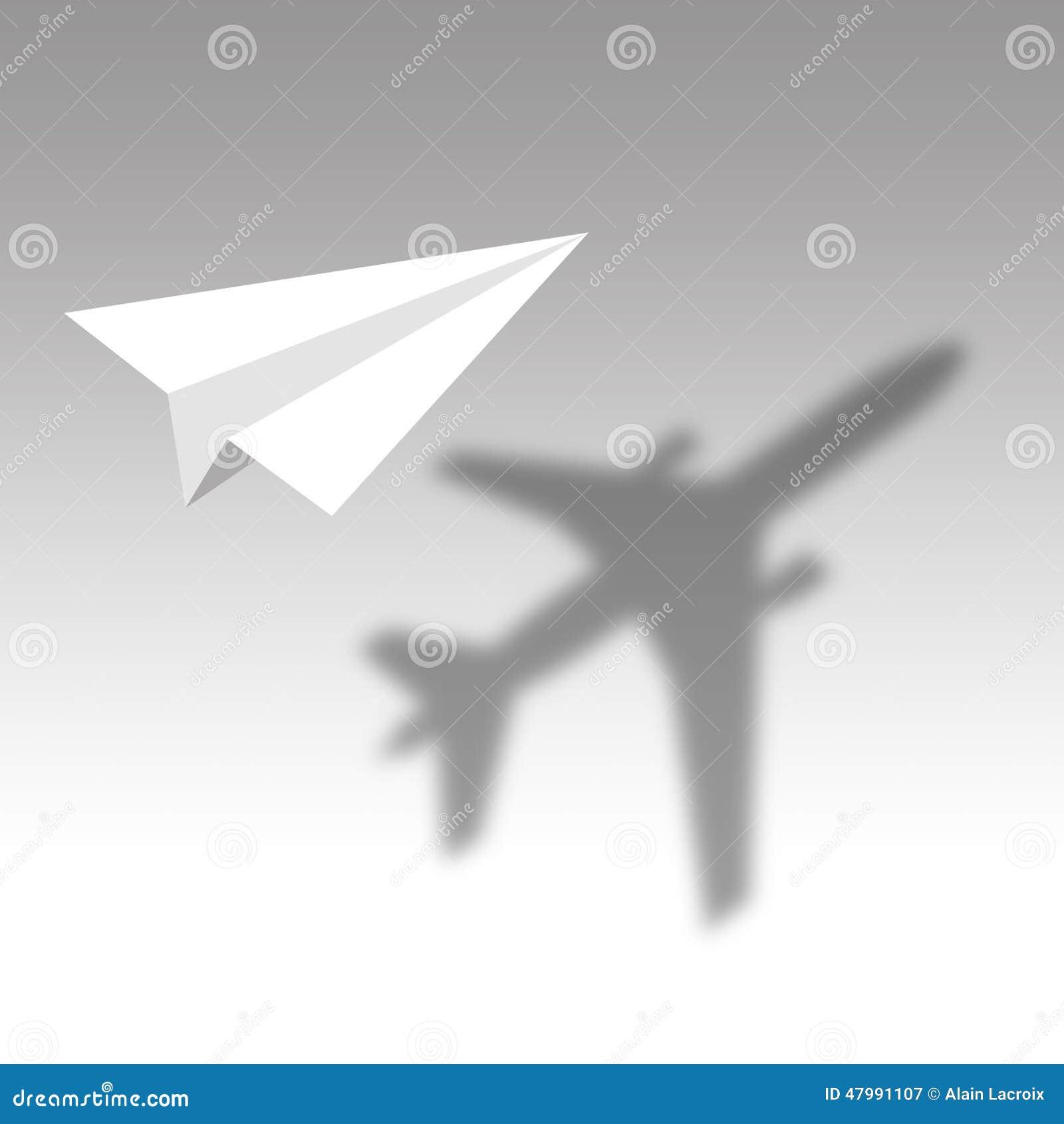 Σκιά αεροπλάνων