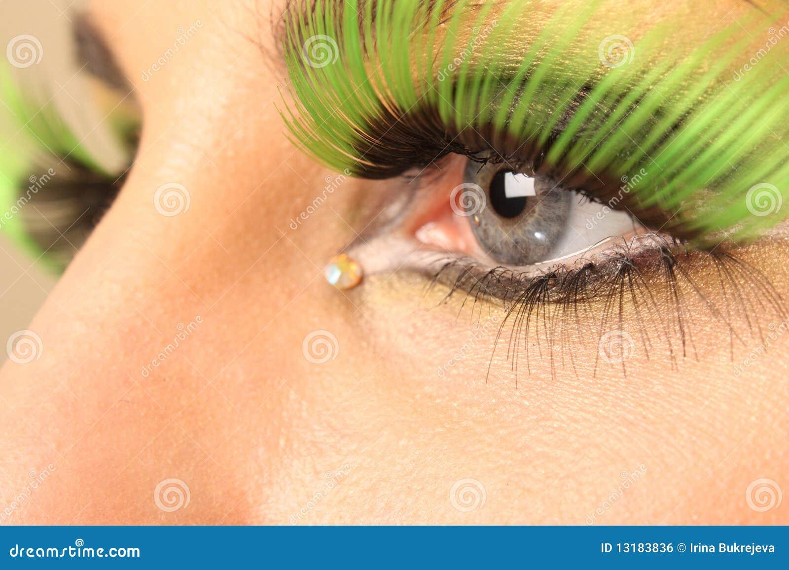 σκιά ματιών