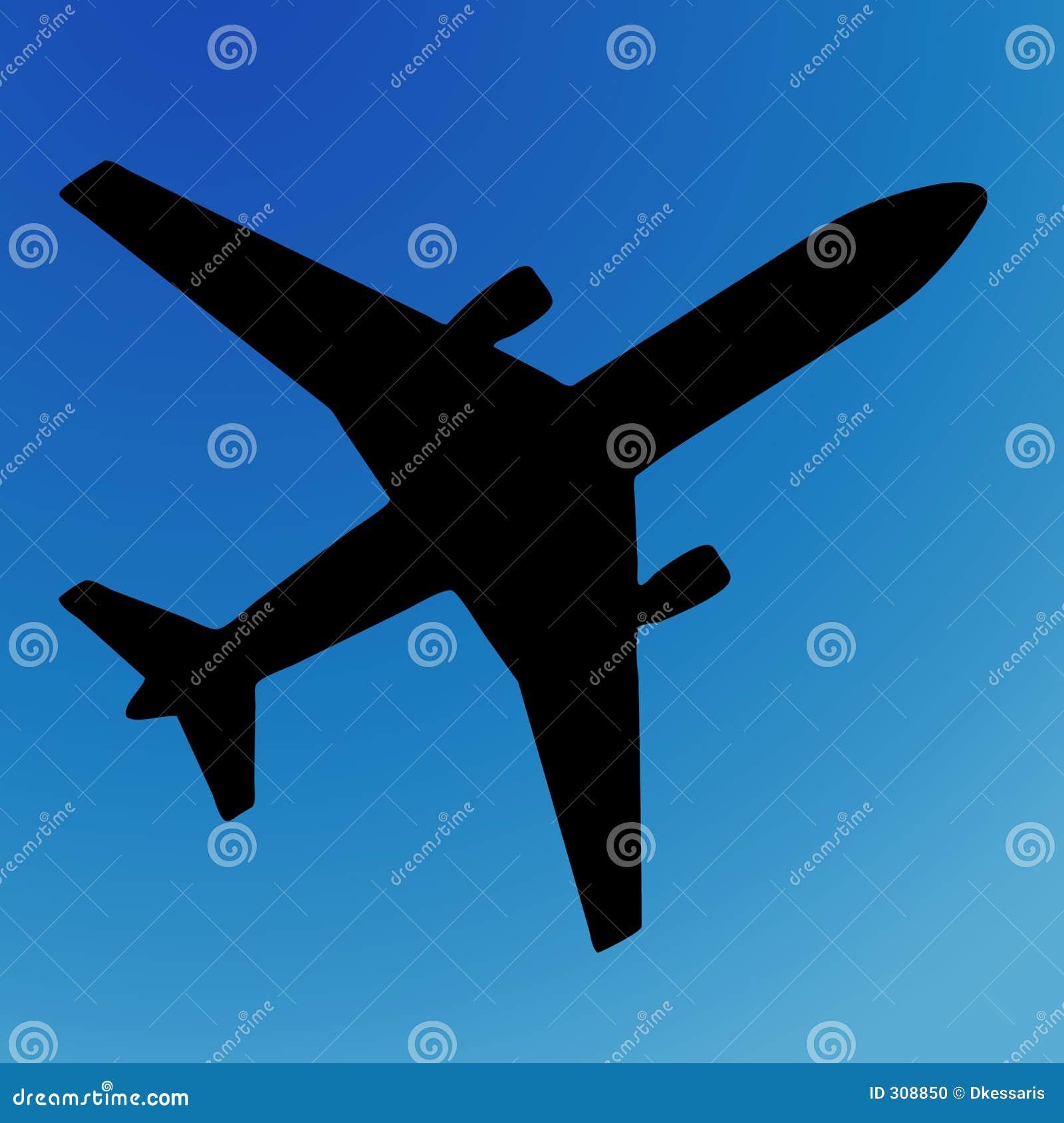 σκιαγραφία αεροπλάνων