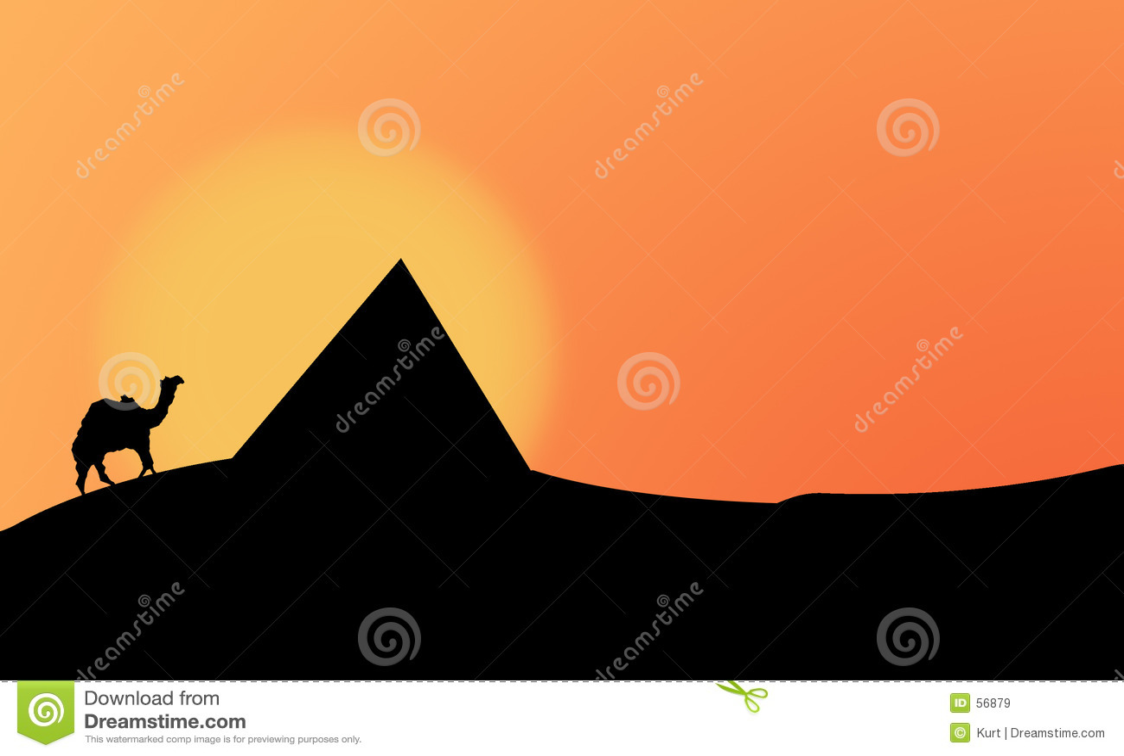 σκιαγραφία ερήμων