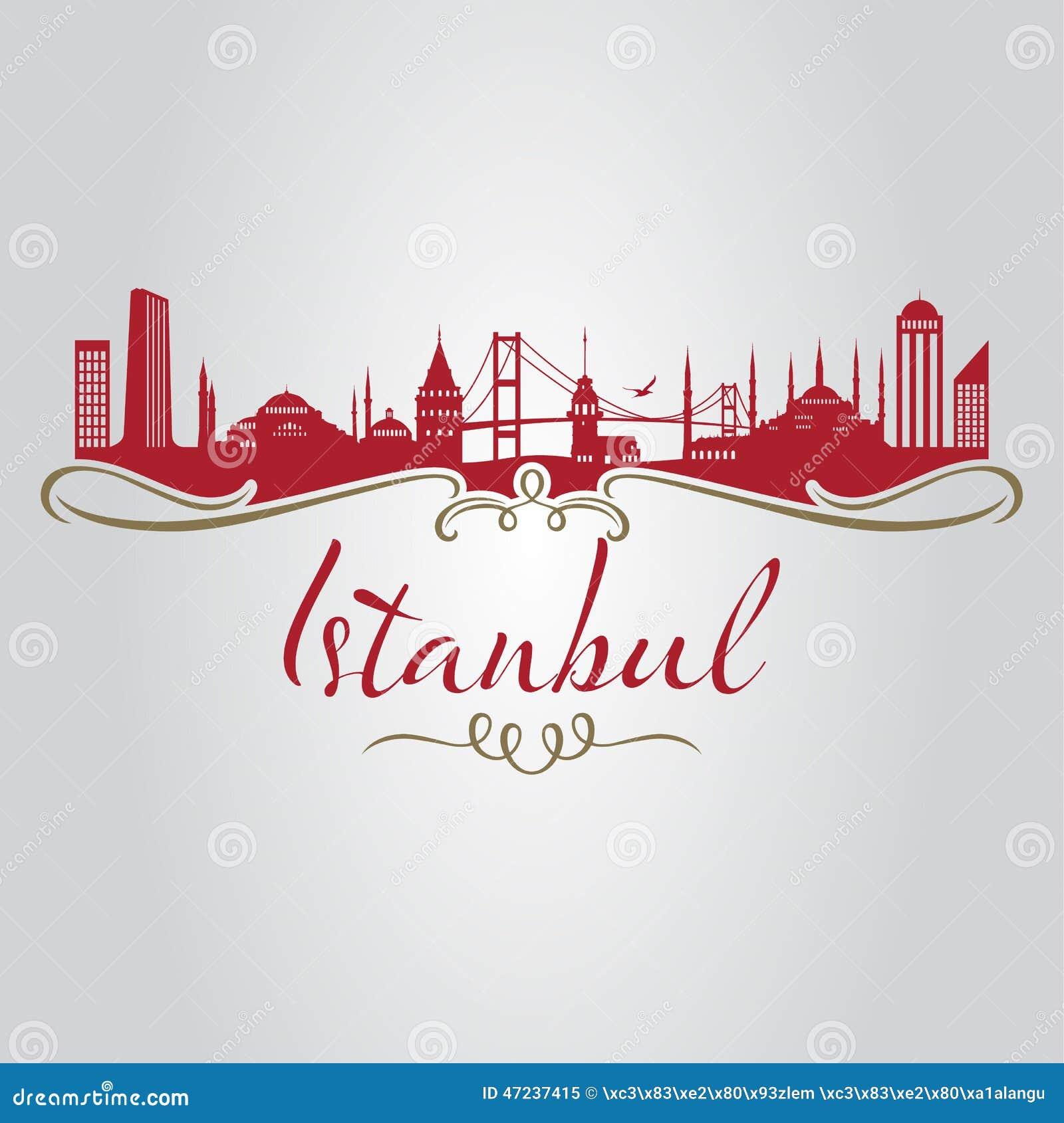 Σκιαγραφία της Ιστανμπούλ