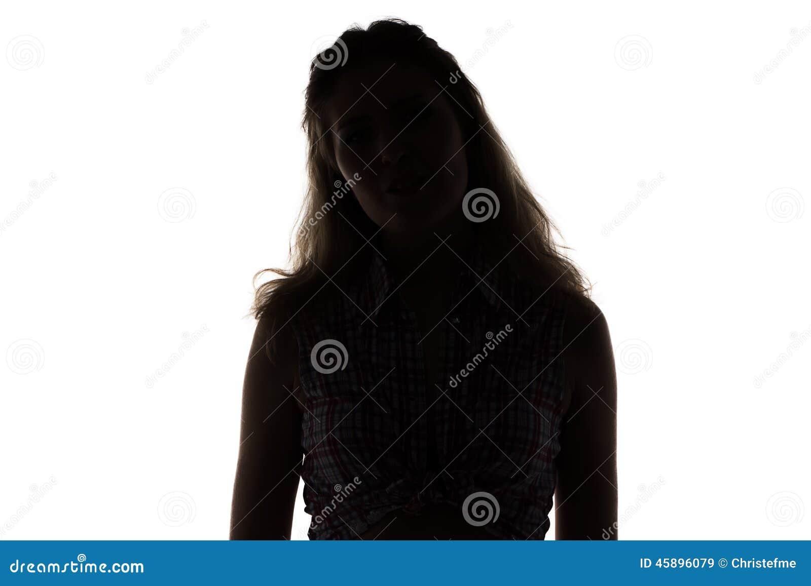 Σκιαγραφία της νέας γυναίκας