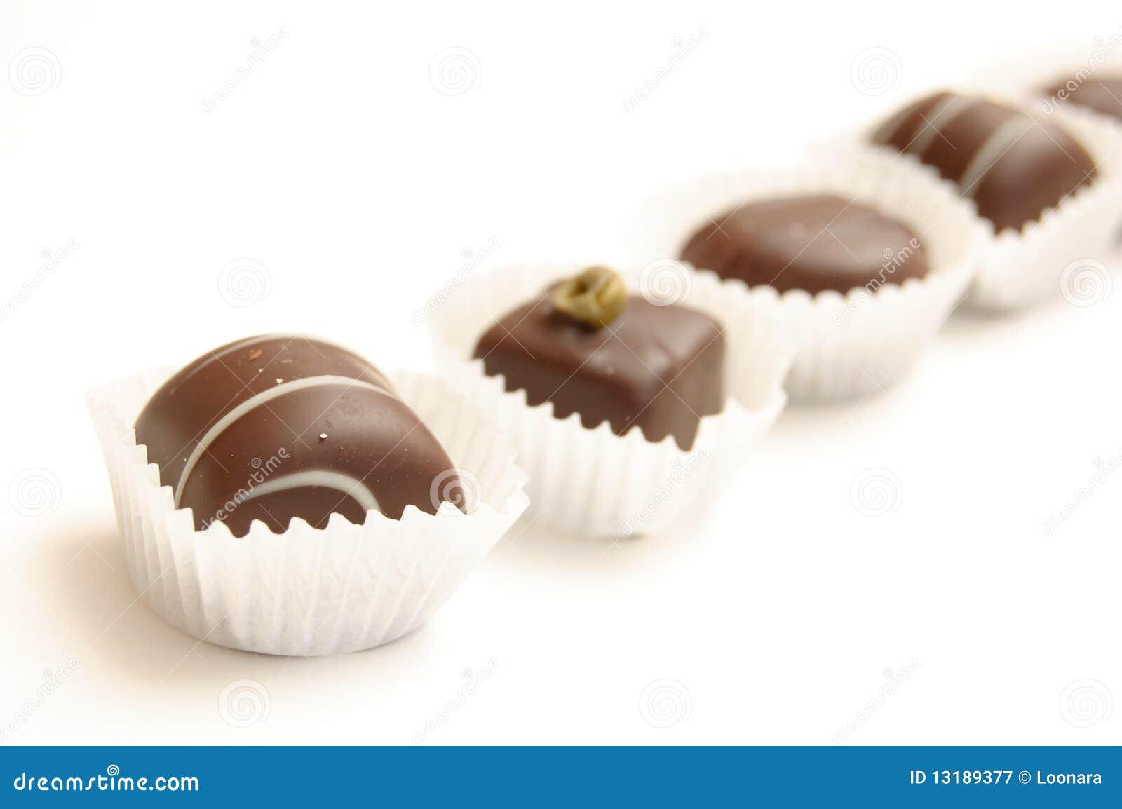 σκοτάδι σοκολάτας