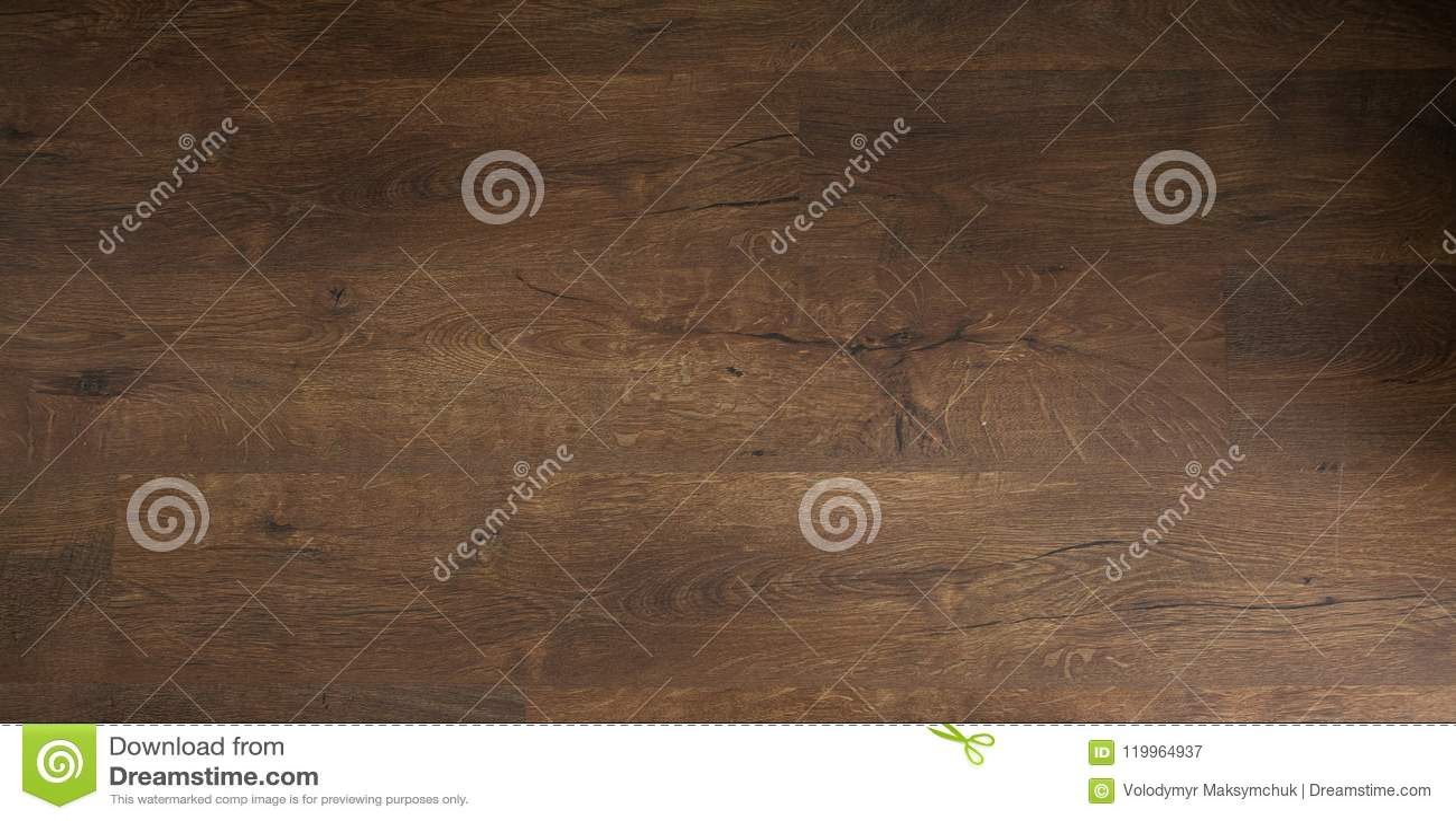 Σκοτεινό δρύινο πάτωμα Ξύλινο πάτωμα, δρύινο παρκέ - ξύλινο δάπεδο, δρύινο φύλλο πλαστικού