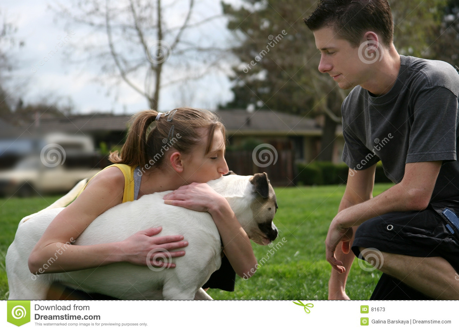 σκυλί teens